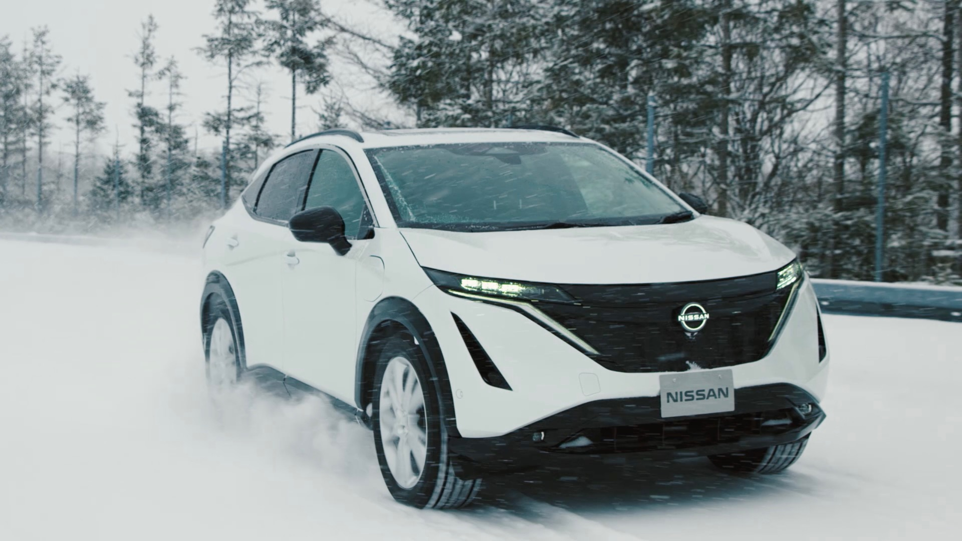 Nissan Ariya electric crossover is being tuned for each global market