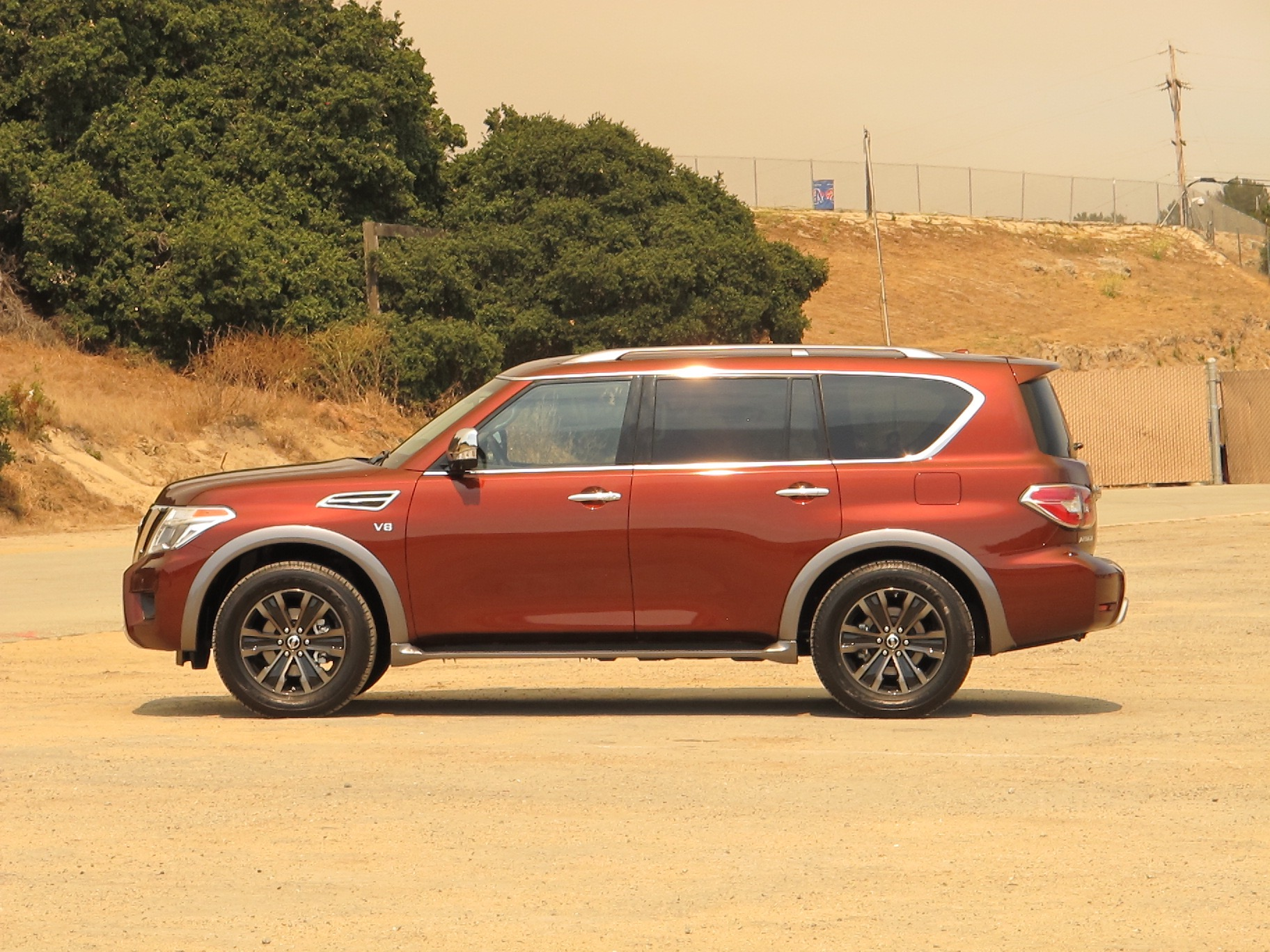 2017 Nissan Armada Configurations >> 2017 Nissan Armada Review Ratings Specs Prices And