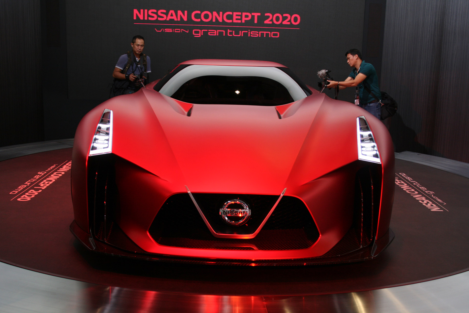 Nissan Concept 2020 Vision Gran Turimso Debuts In Updated ...