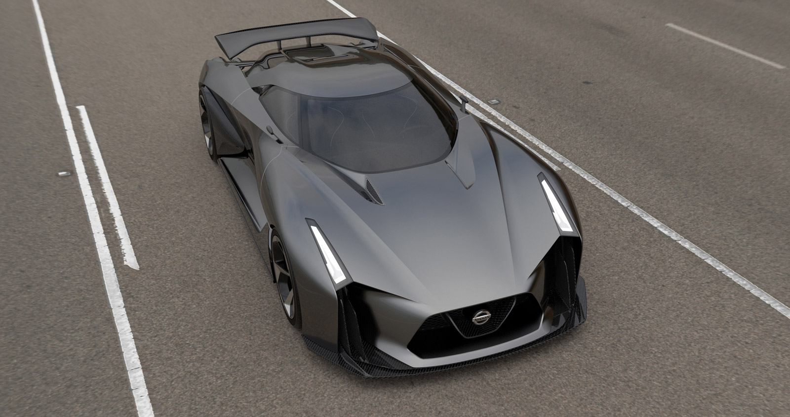 Nissan Concept 2020 Vision Gran Turismo Revealed, Likely ...