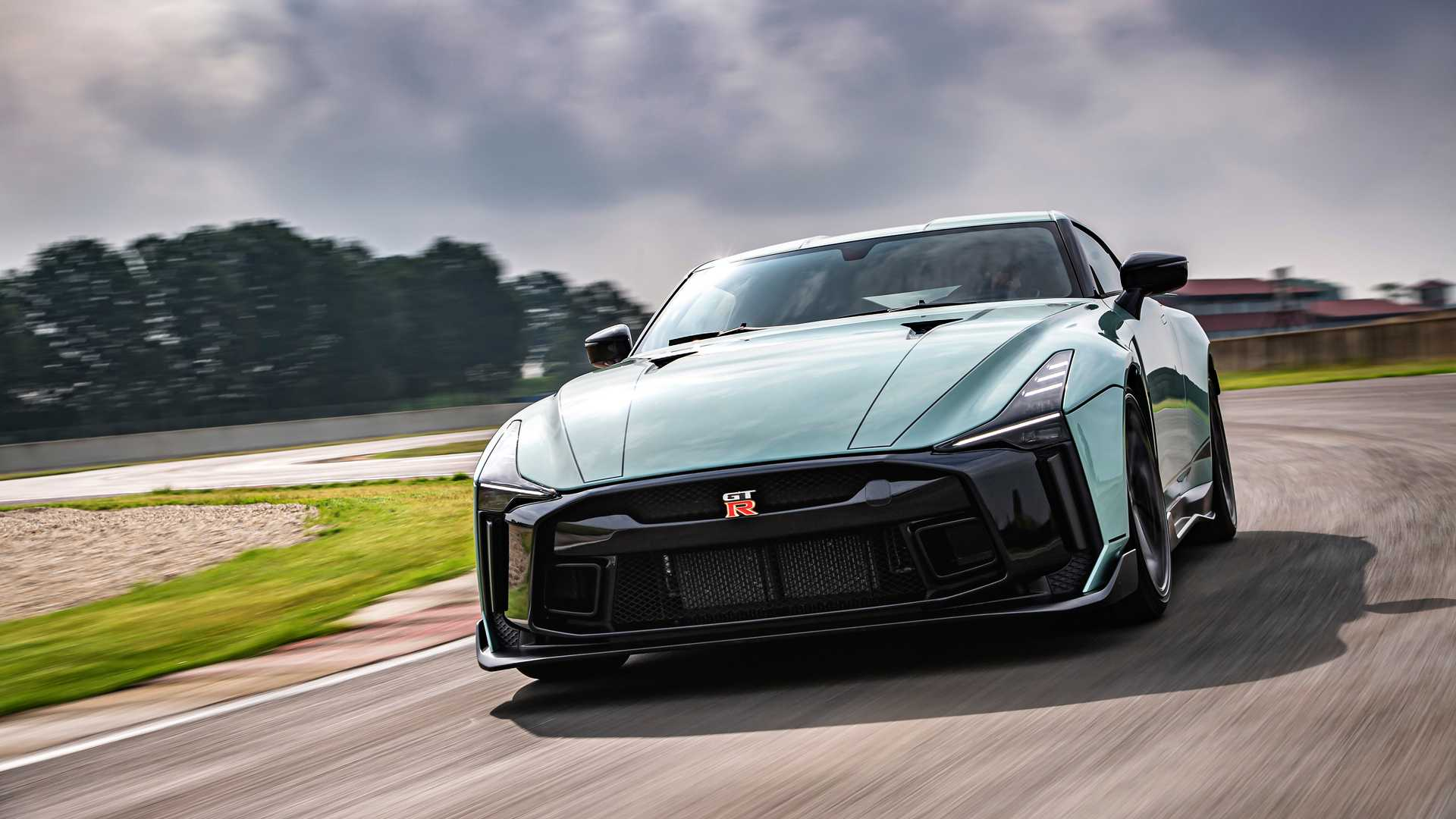 First production example of $1.1M Nissan GT-R50 by Italdesign revealed