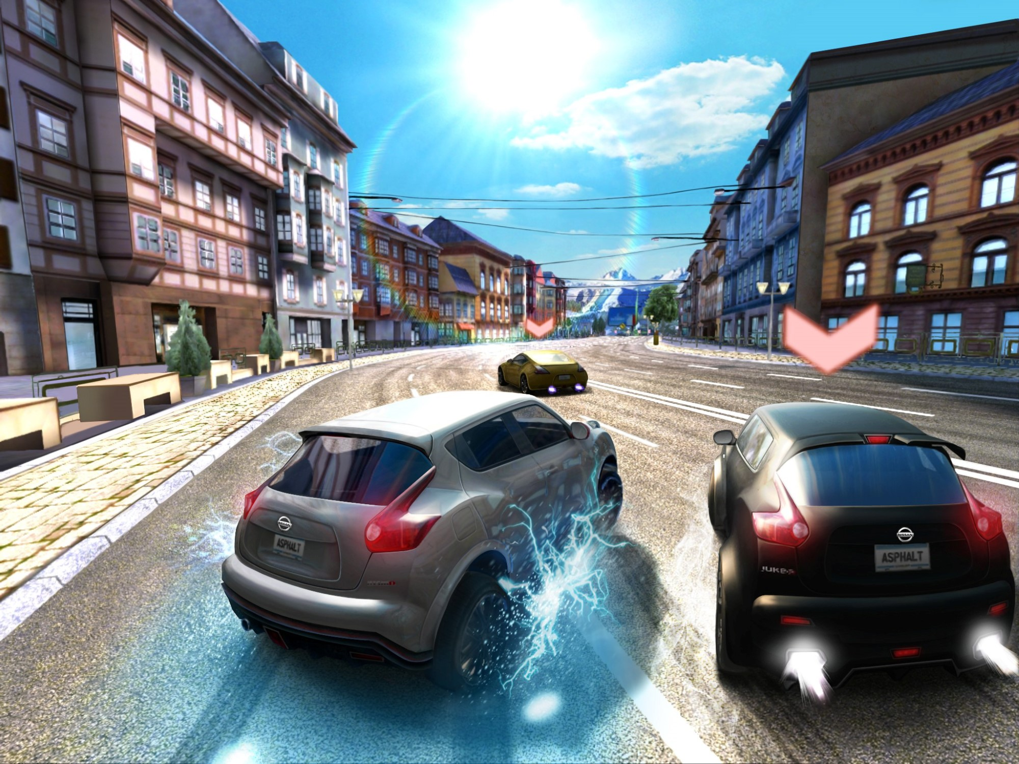 Drive The Nissan Juke Nismo Now--In Asphalt 7: Heat