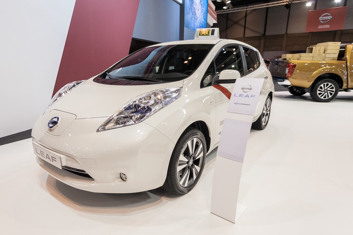 Madrid to get world's largest electric taxi fleet of ...