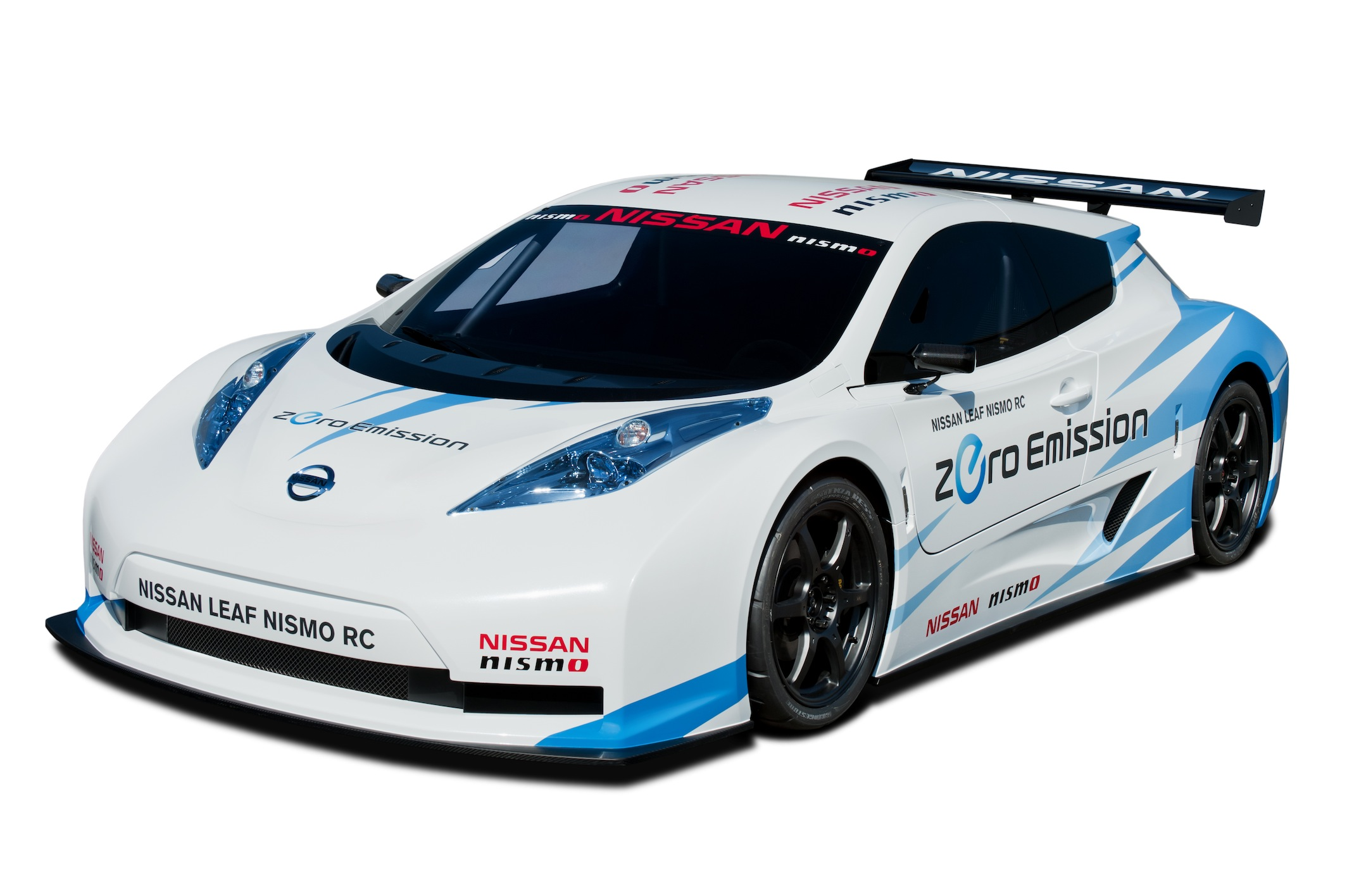 Nissan Leaf Nismo Rc To Tear Up The Track At 24 Hours Of Le Mans