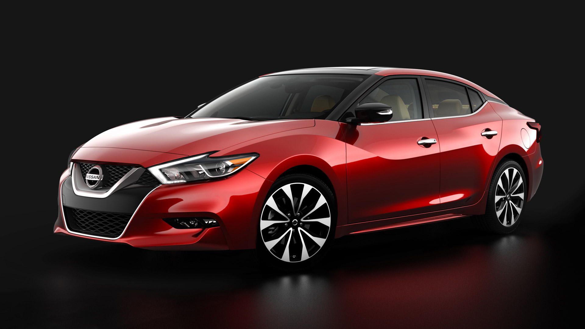 2016 nissan maxima shown in super bowl spot--updated with new photos