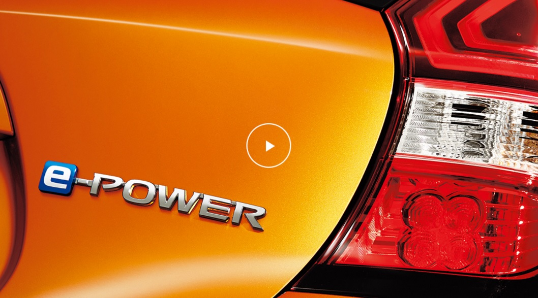 Nissan e-Power hybrids for the U.S. will aim for performance, not just mpg