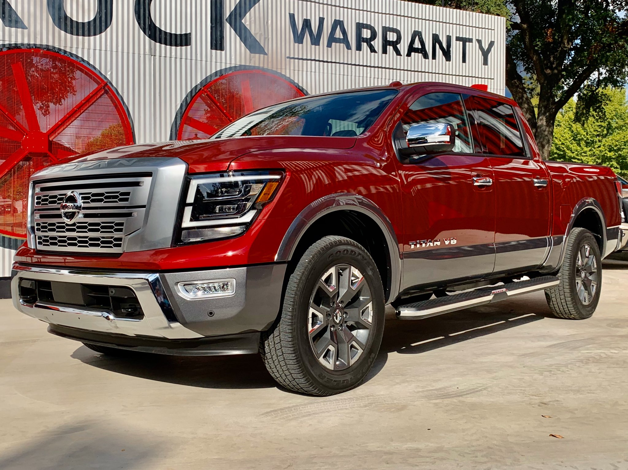 2020 Nissan Titan Price Jumps To 37 785 Costing More Than Rivals
