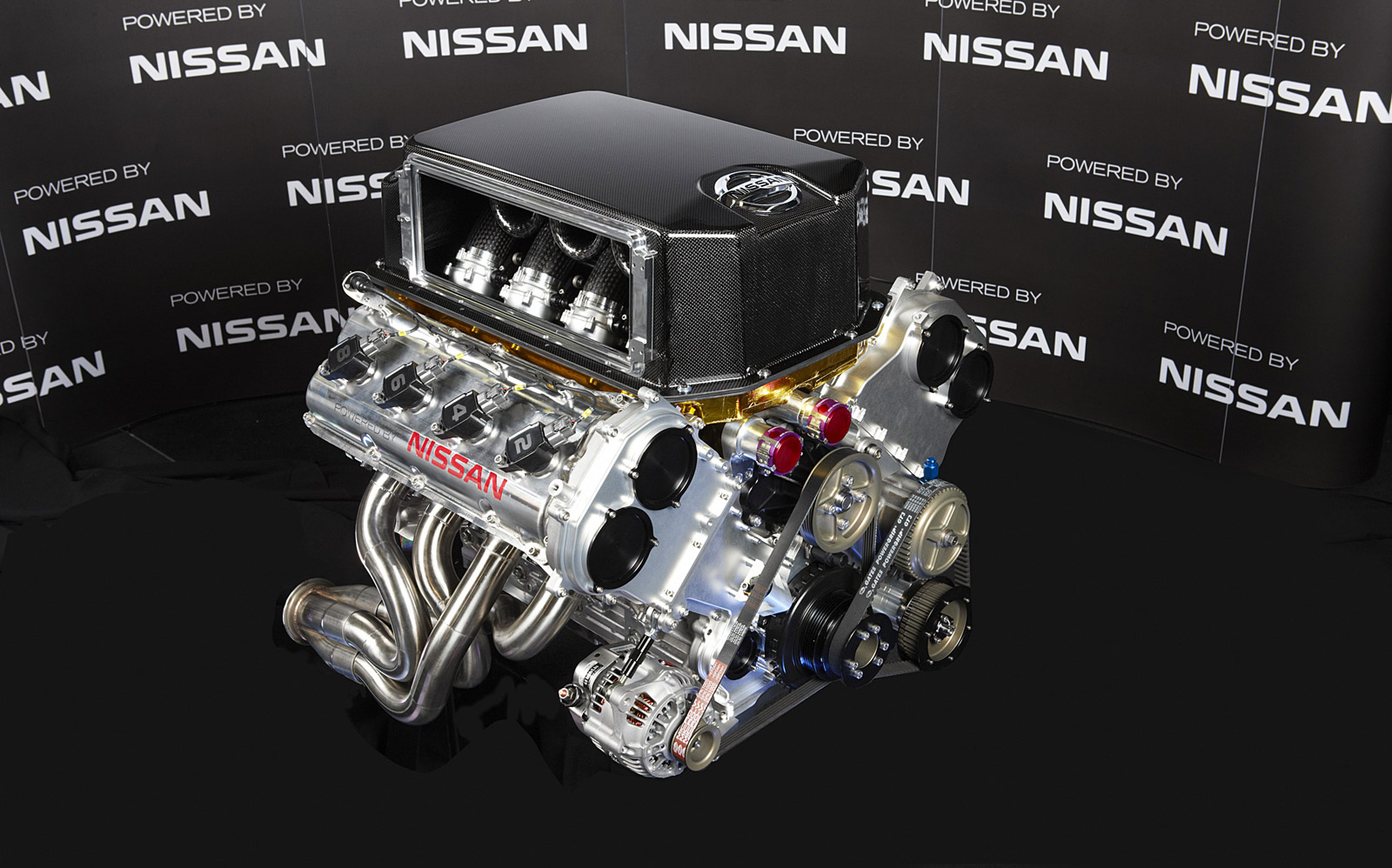 Nissan Reveals V-8 That Will Power Altima In Aussie V8 ...