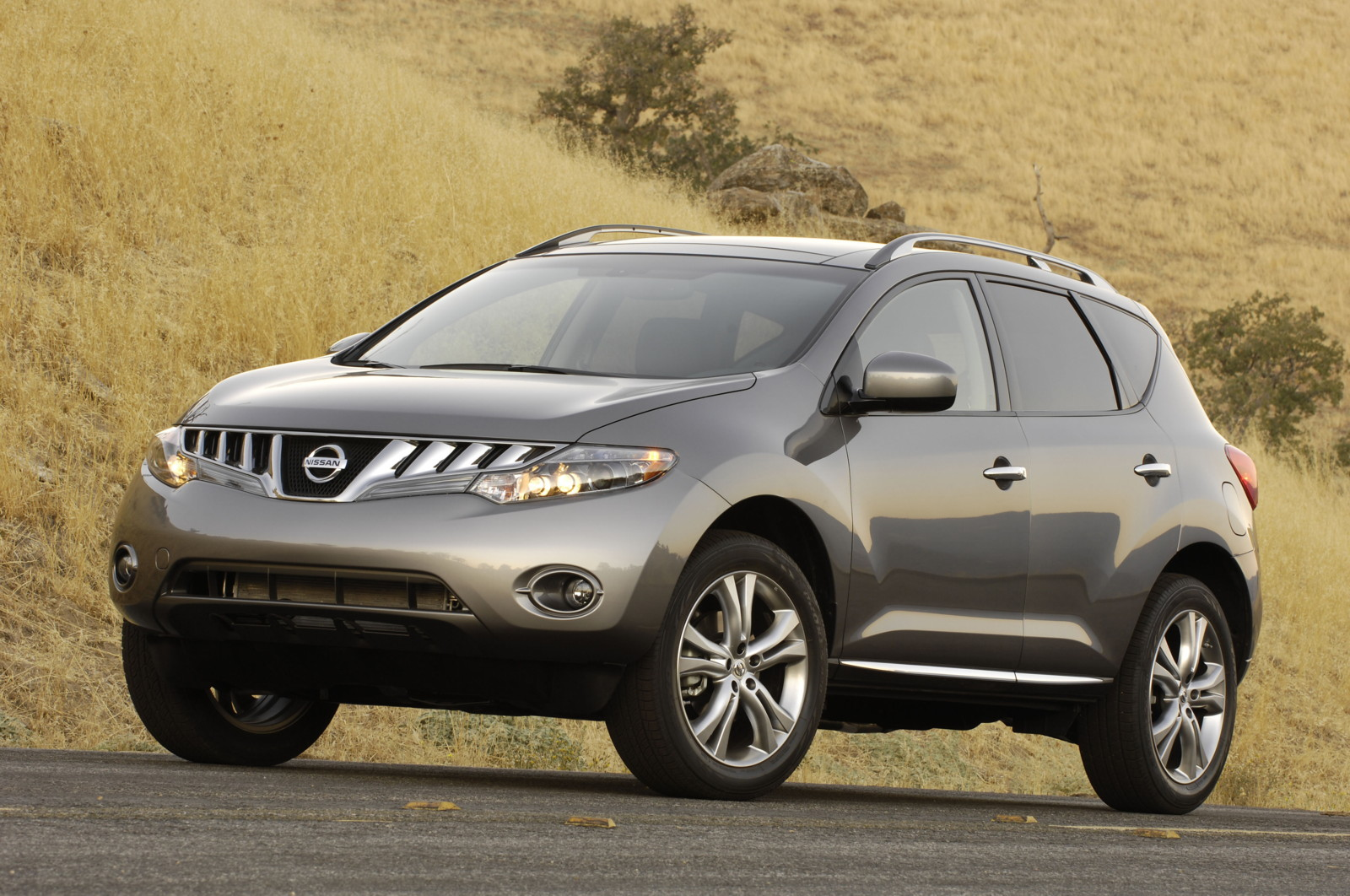 2010 Nissan Murano Review Ratings Specs Prices And Photos The Car Connection