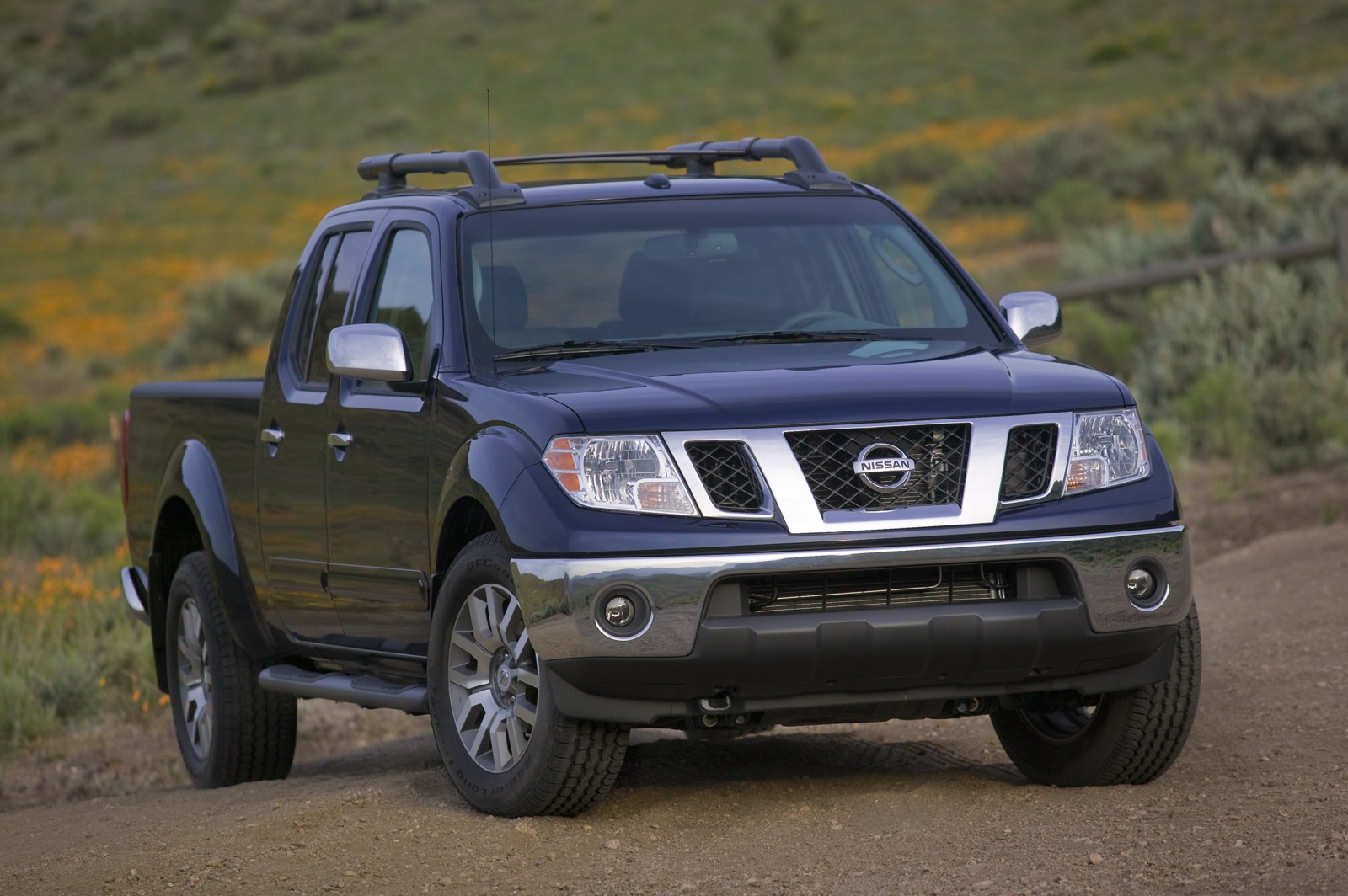 2010 Nissan Frontier Review Ratings Specs Prices And Photos The Car Connection