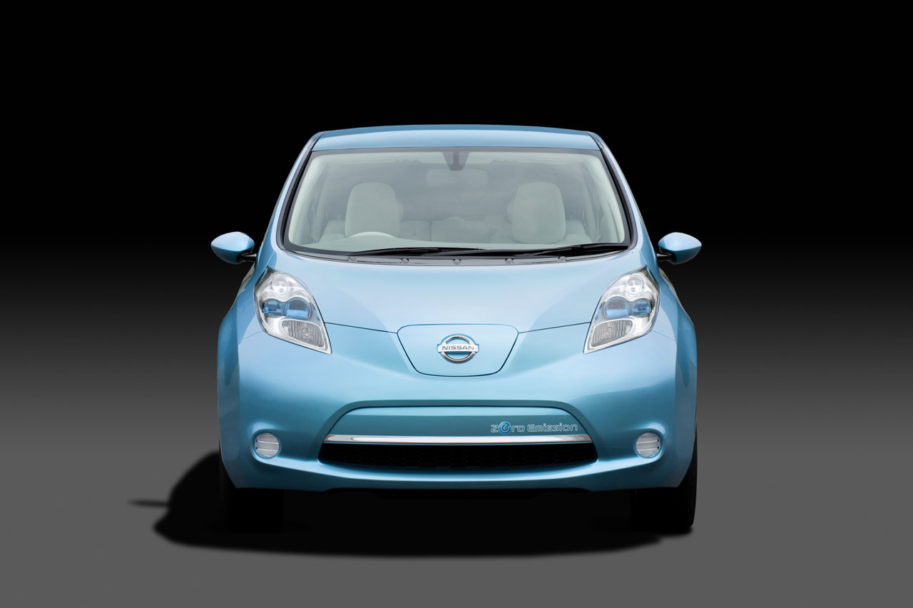 So what exactly do you have to service on a 2011 nissan leaf vanachro Choice Image