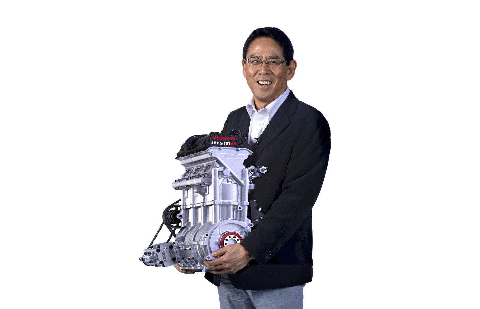 Nissan Reveals ZEOD RC's 400-HP 3-Cylinder Engine, Confirms 2015 LMP1 Entry