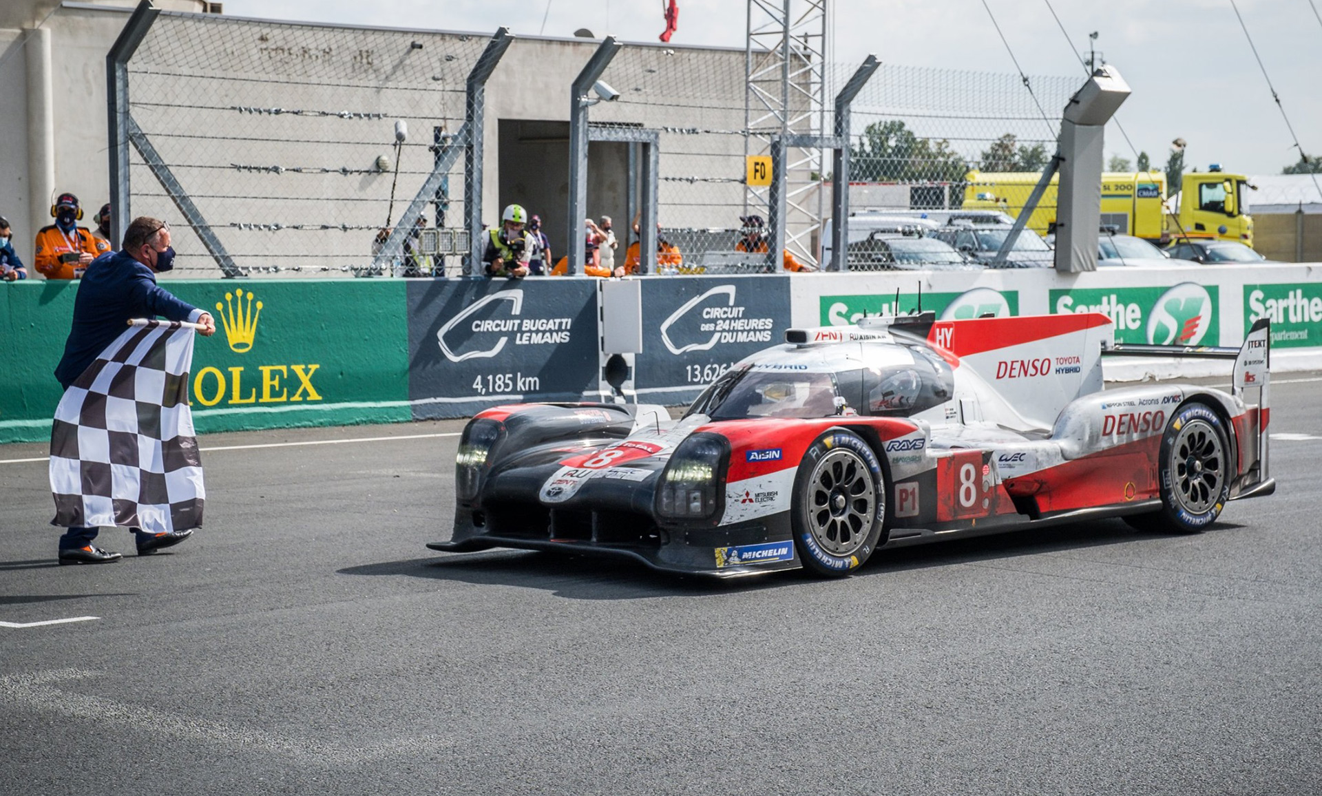 Toyota, Aston Martin take home victory at 2020 24 Hours of Le Mans