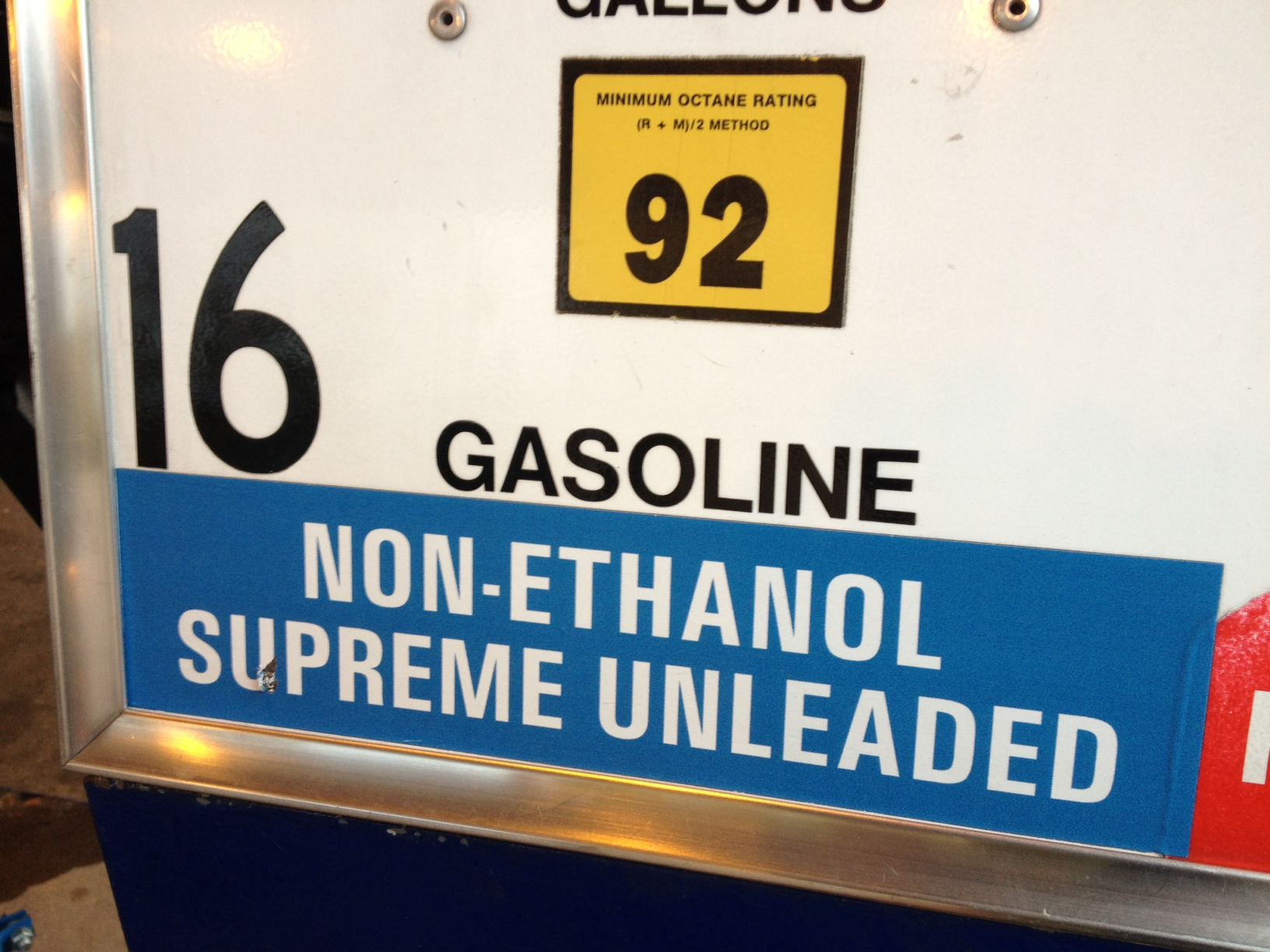 Non Ethanol Gas Near Me >> Is Ethanol Free Gasoline Heading For The End Of The Road