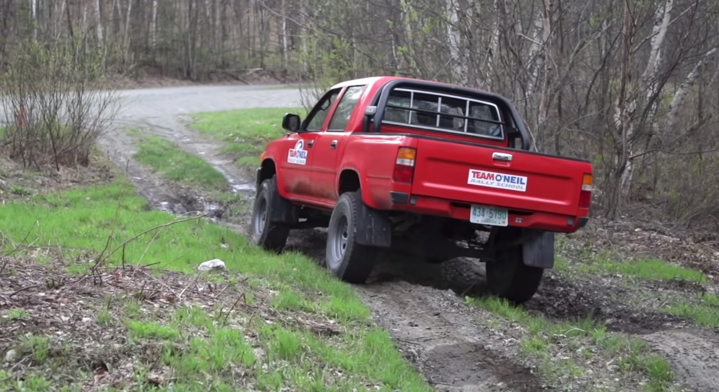 Going off-roading? Let some air out of your tires