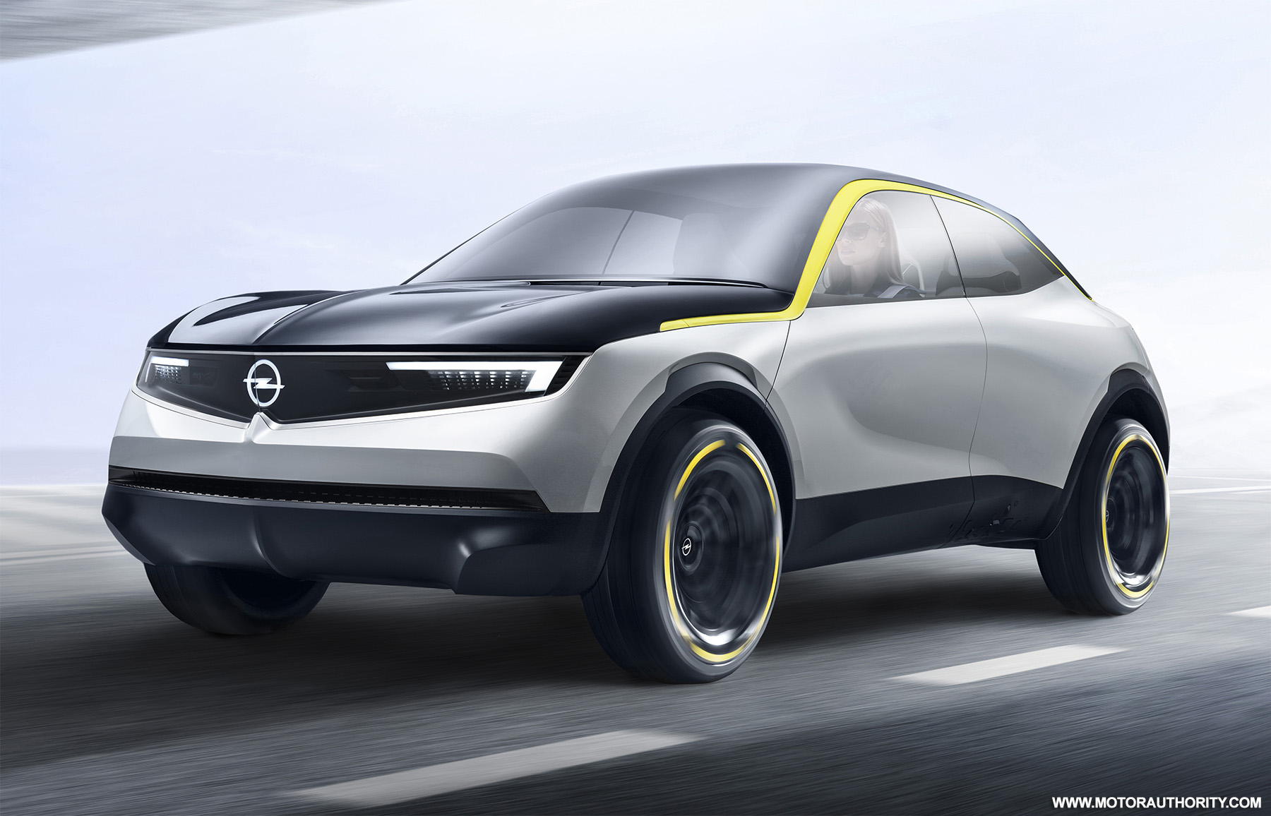 Opel Gt X Experimental Concept Debuts New Design Language
