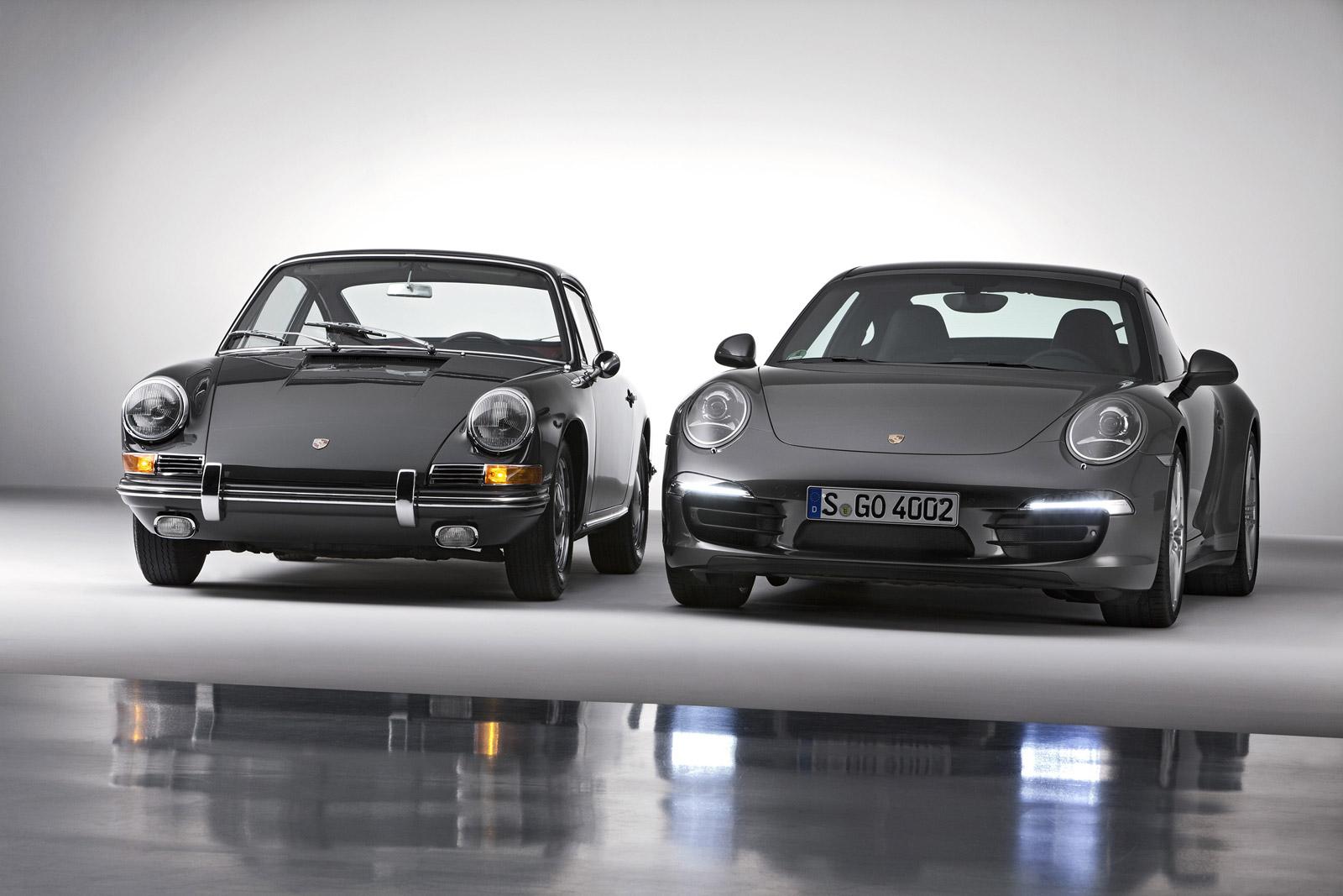 Porsche Announces 50th Anniversary Celebrations For The 911