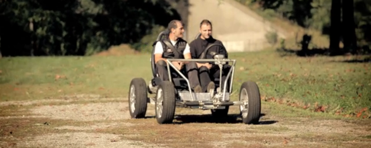 Build An Open-Source Electric Car In One Hour, For $4,000: Video