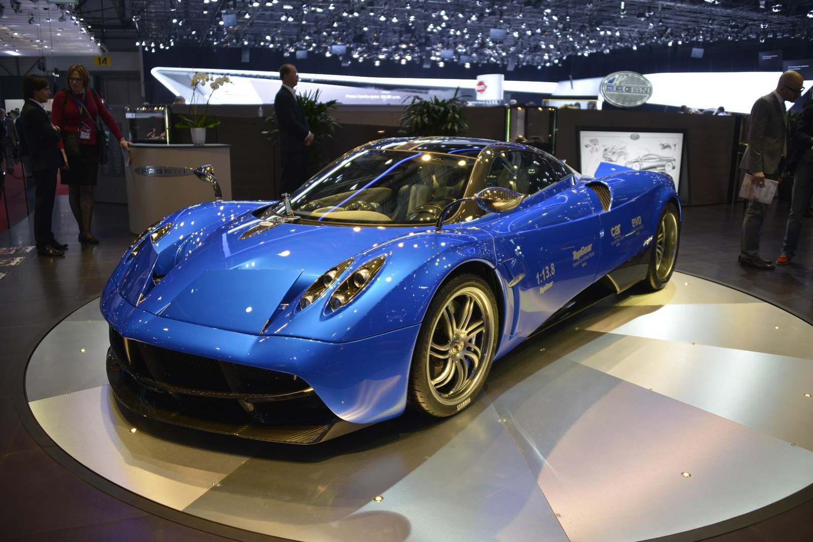 pagani huayra options list shows     supercar  cheap