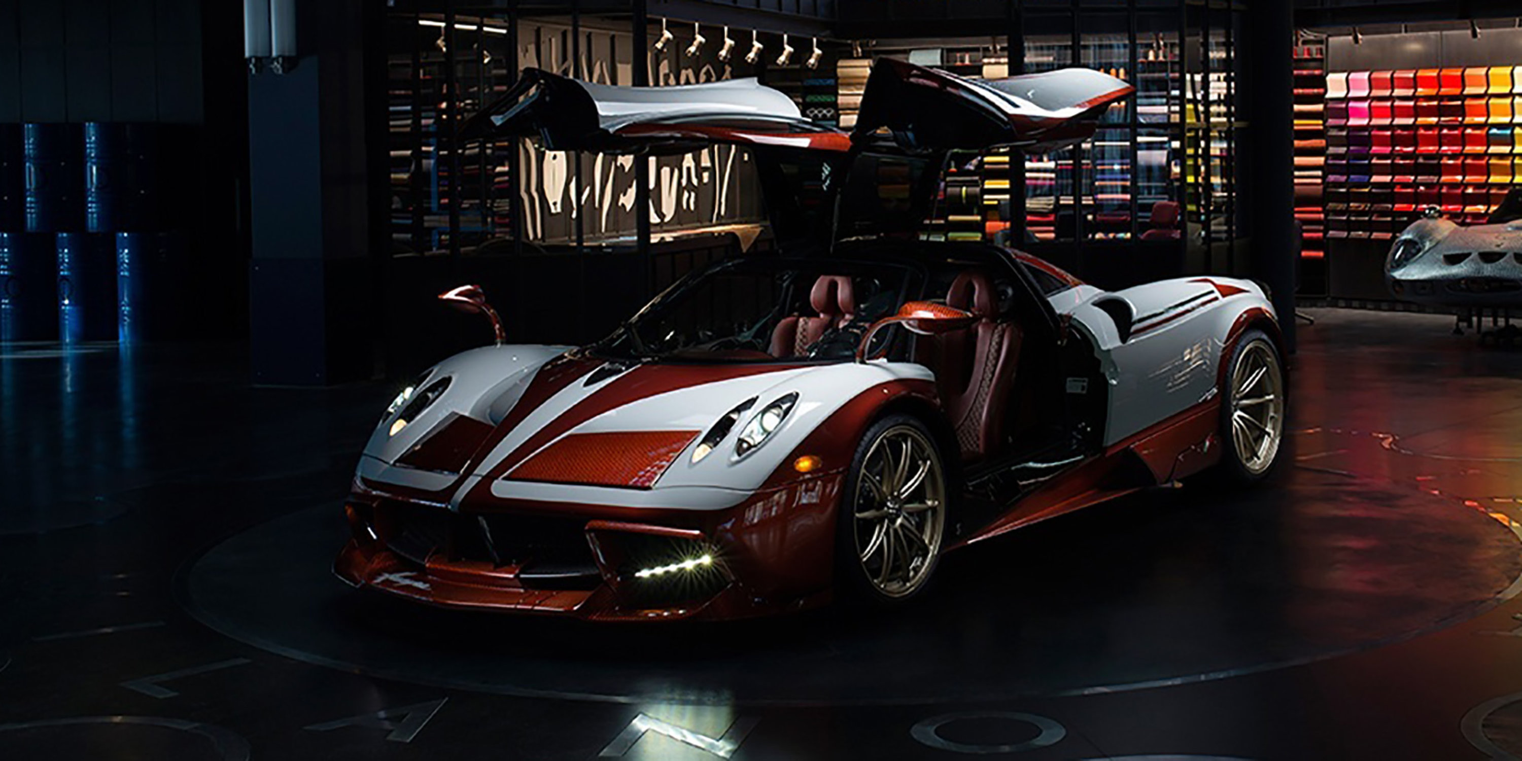 Pagani Huayra Lampo Is One Of One