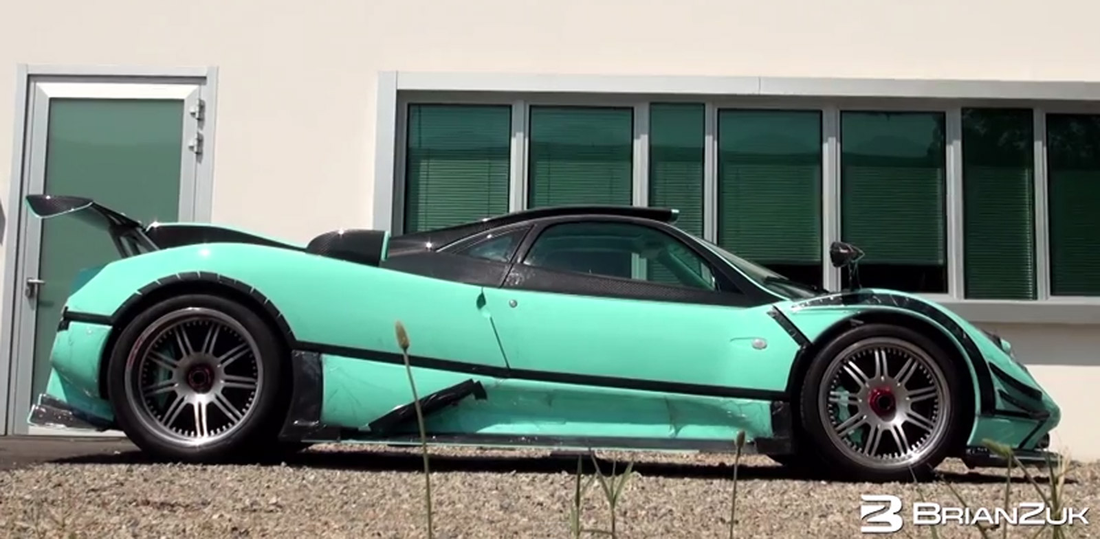 latest pagani zonda special edition is the 760 rsjx: video
