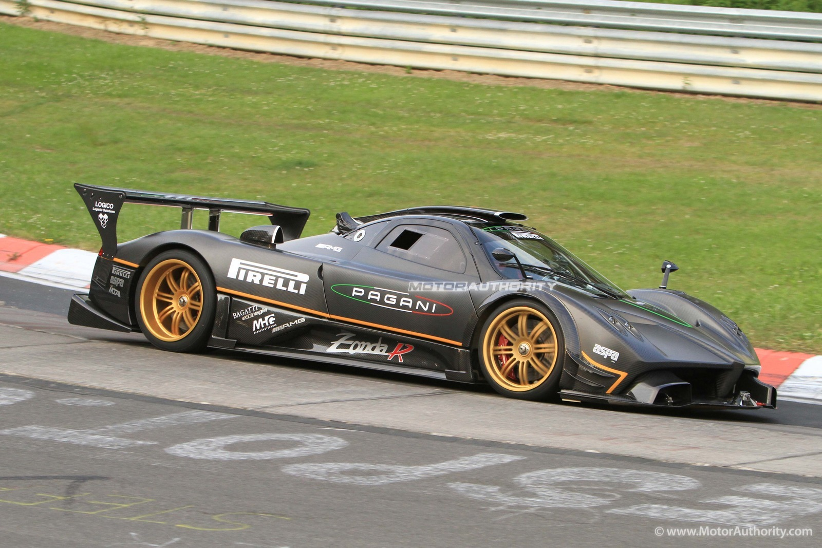 Video: Pagani Zonda R Runs The 'Ring In 6:47