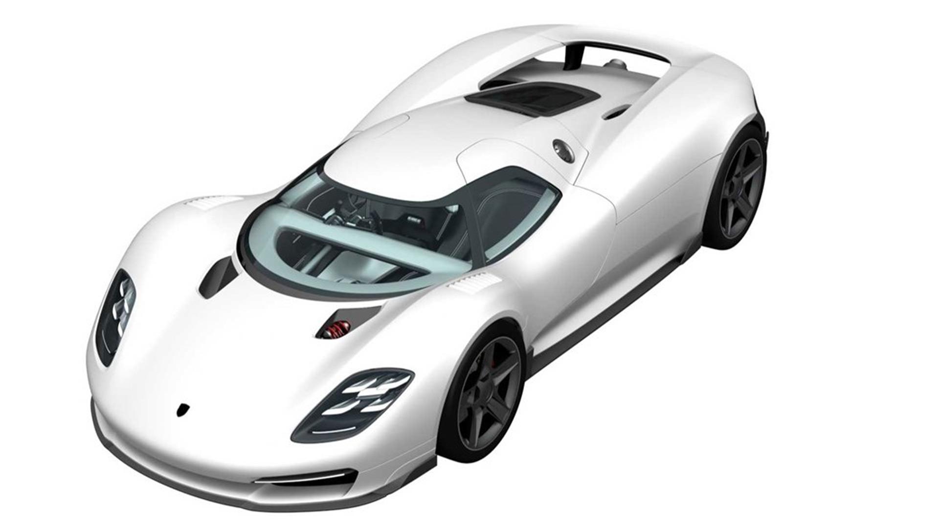 """Mystery Porsche 917 Tribute patents show new """"Gran Turismo Sport"""" addition"""