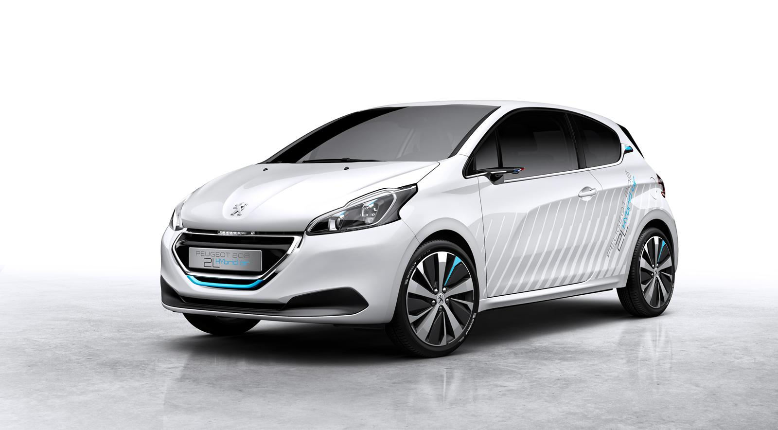 hybrid air tech edges closer to production reality with peugeot 208 concept. Black Bedroom Furniture Sets. Home Design Ideas
