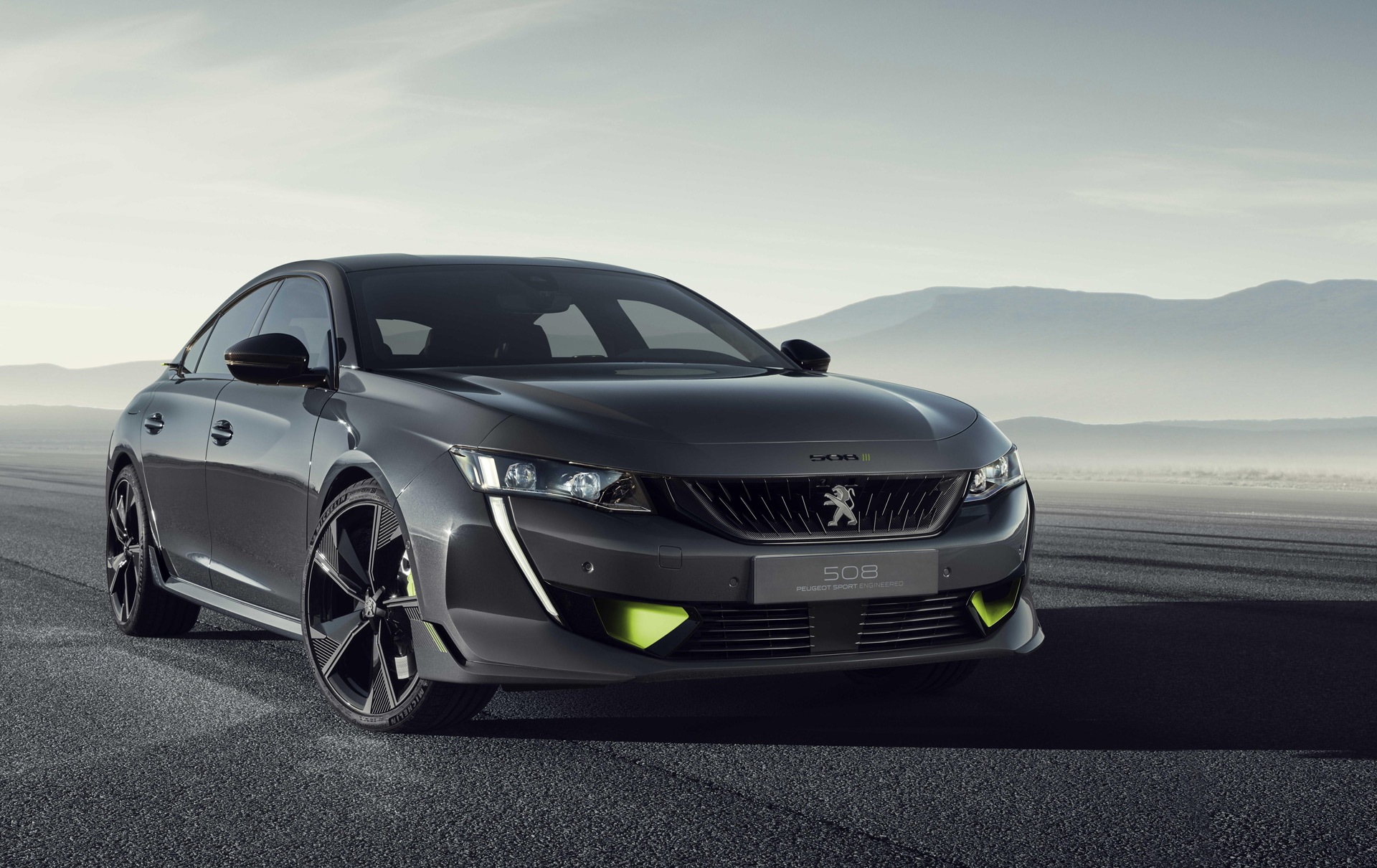 peugeot previews performance hybrid lineup with 508 sport sedan concept. Black Bedroom Furniture Sets. Home Design Ideas
