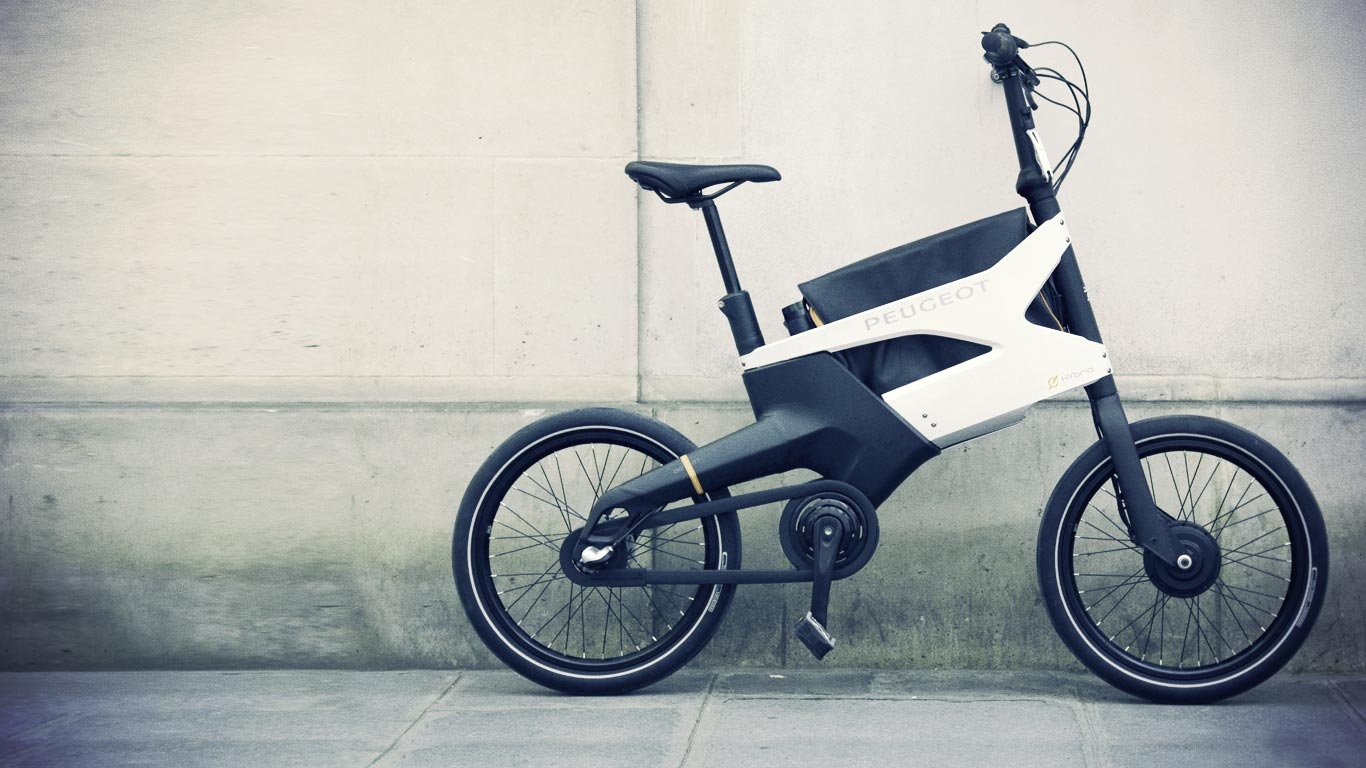 Riding Peugeot's Hybrid Bicycles: Electric Two-Wheelers Tested