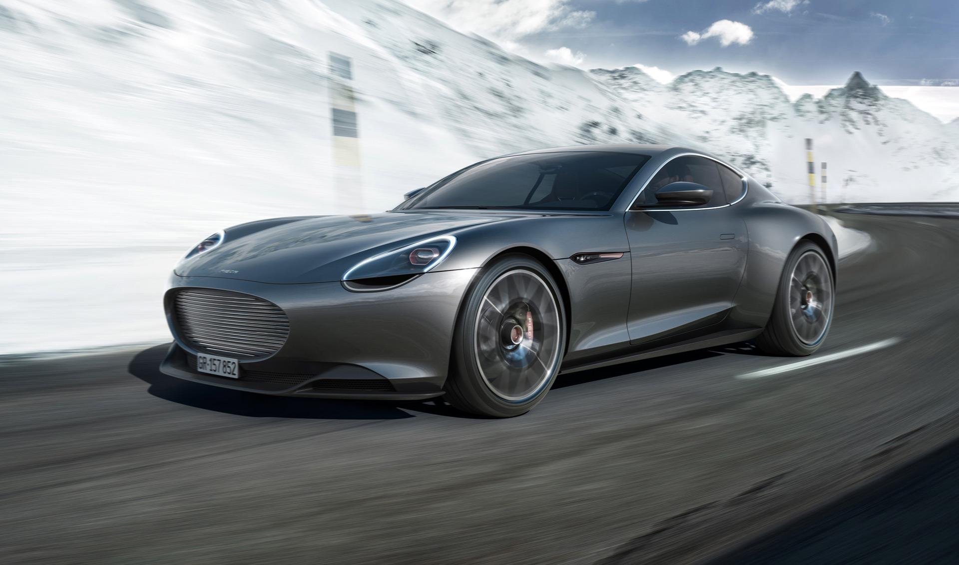 Piech family member starts car brand, plans electric ...
