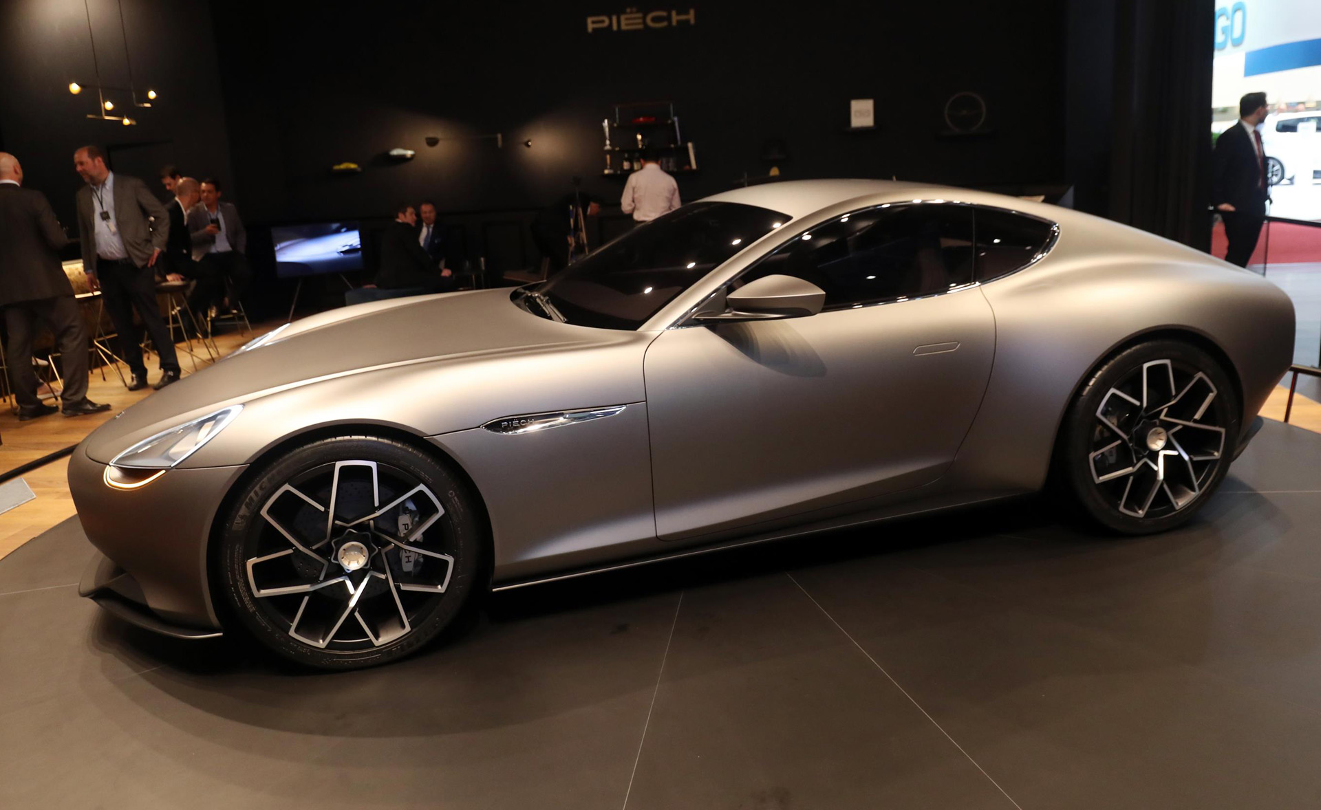 Piech Family Member Starts Car Brand Plans Electric Sports With 5 Minute Charging