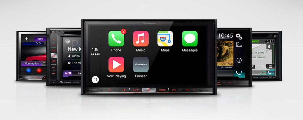 Hungry For Le Carplay But Don T Want To A New Car Pioneer Has Aftermarket Options