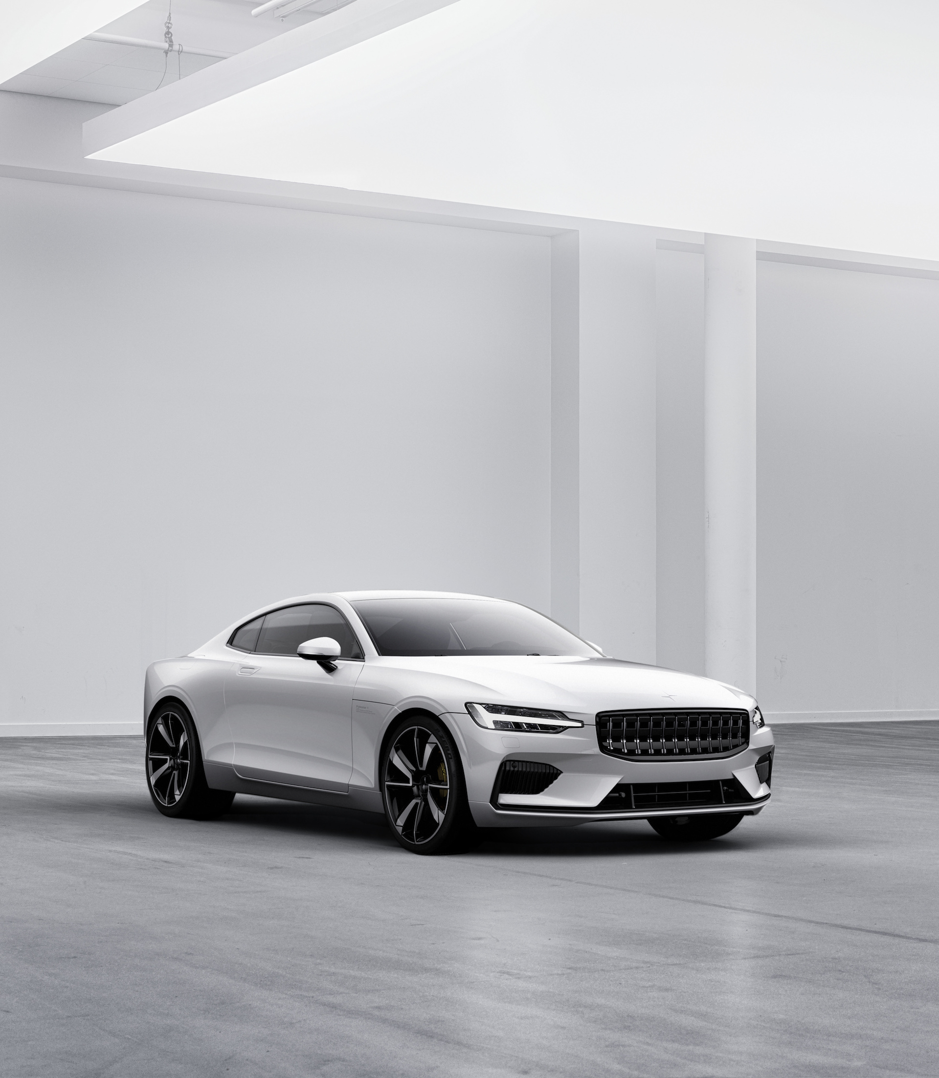 Volvo's New Polestar Electric-car Brand To Launch 600-hp
