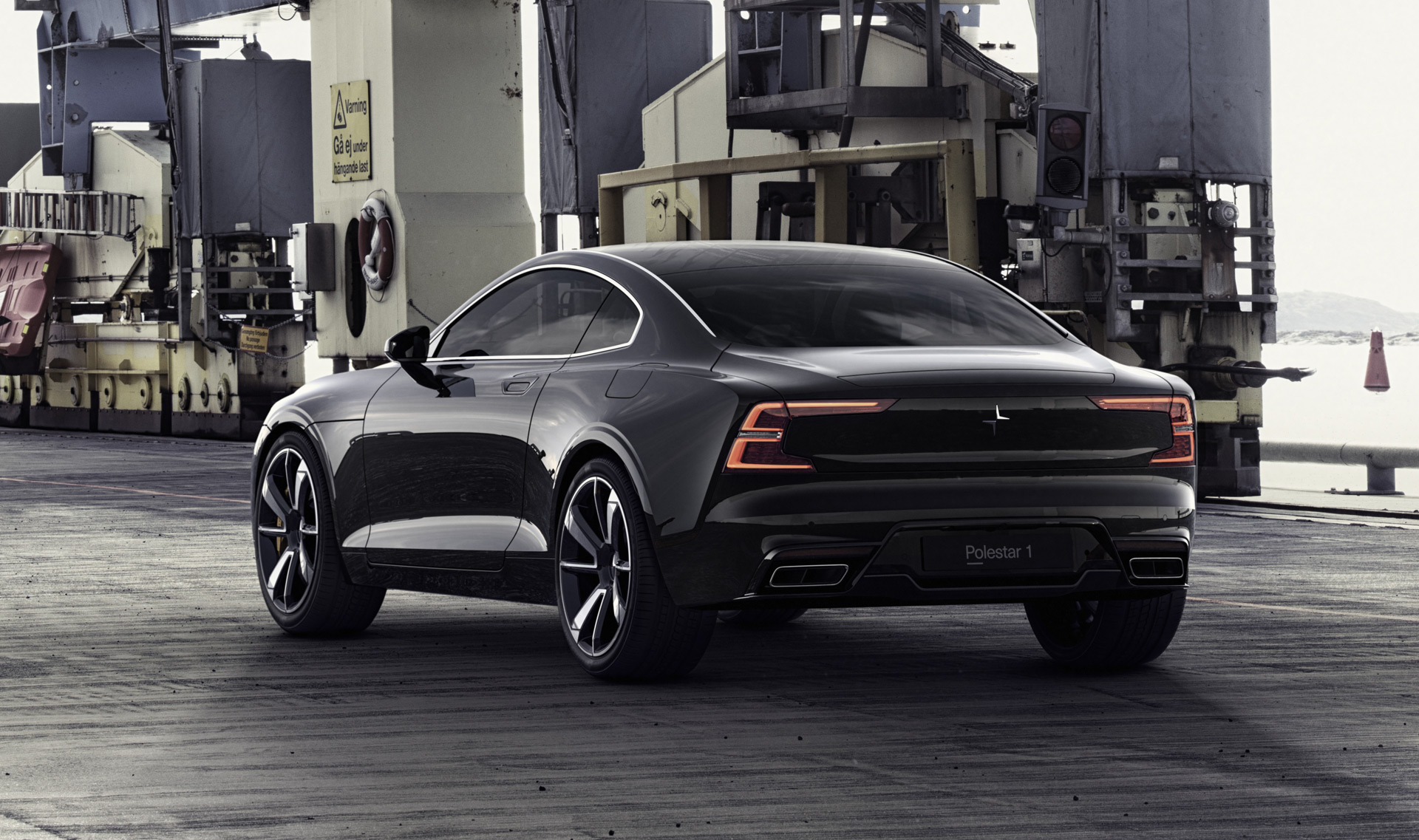 Polestar's second, third cars will be all-electric, one to challenge Tesla Model 3