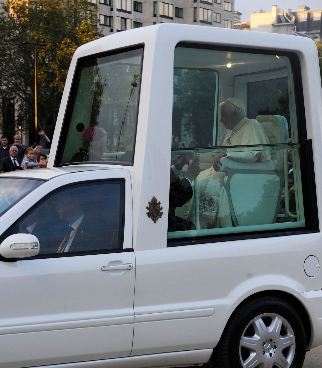 Pope My Ride