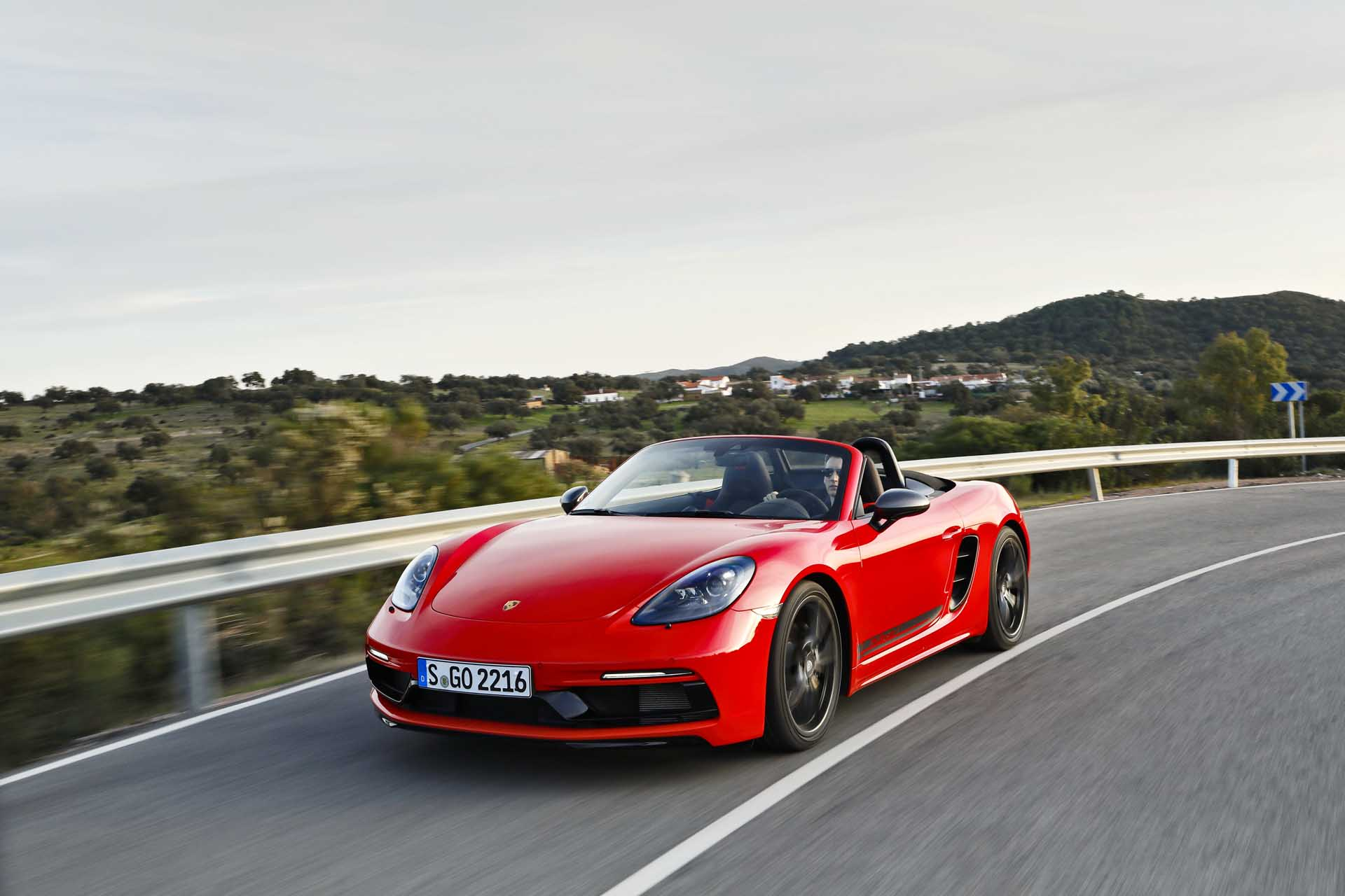 2020 Porsche 718 Boxster T And 718 Cayman T Add Value But Not Power