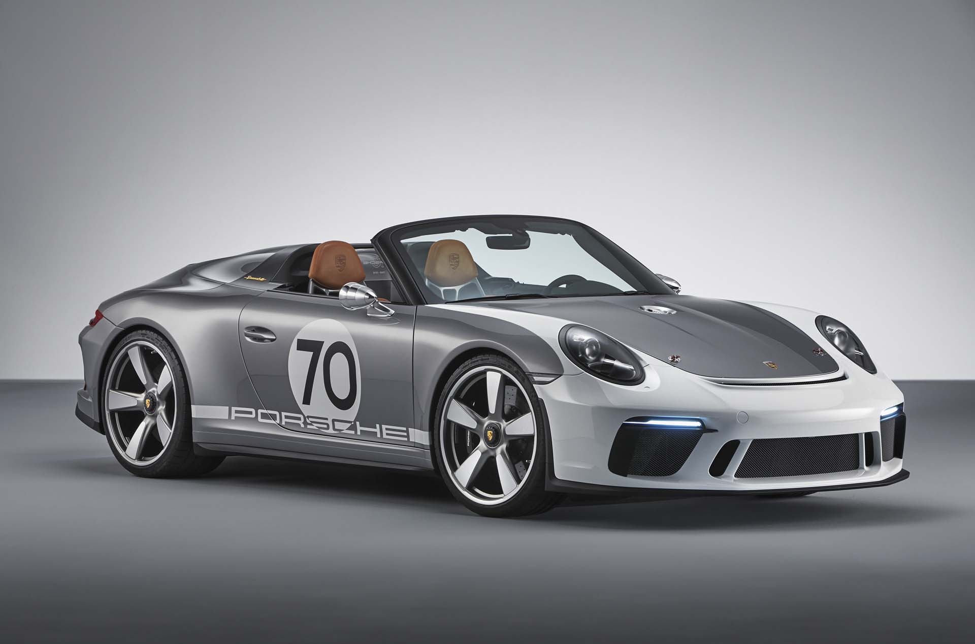 Porsche 911 Speedster Concept Honors Brand S 70 Year Anniversary