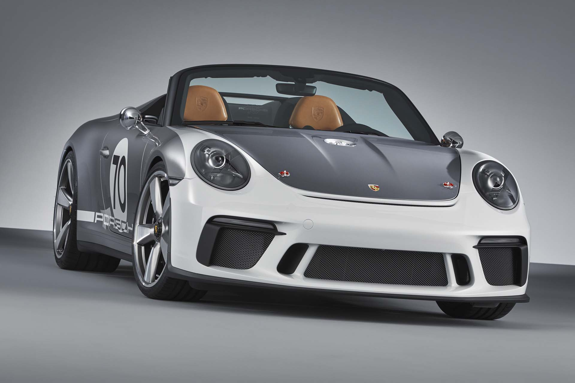New Porsche 911 Speedster Due At 2019 New York Auto Show