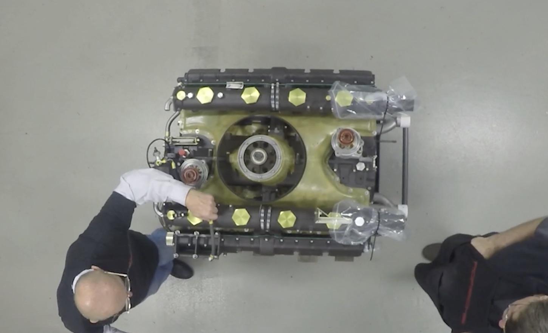 Watch A Porsche 917 Engine Get Torn Down And Rebuilt In