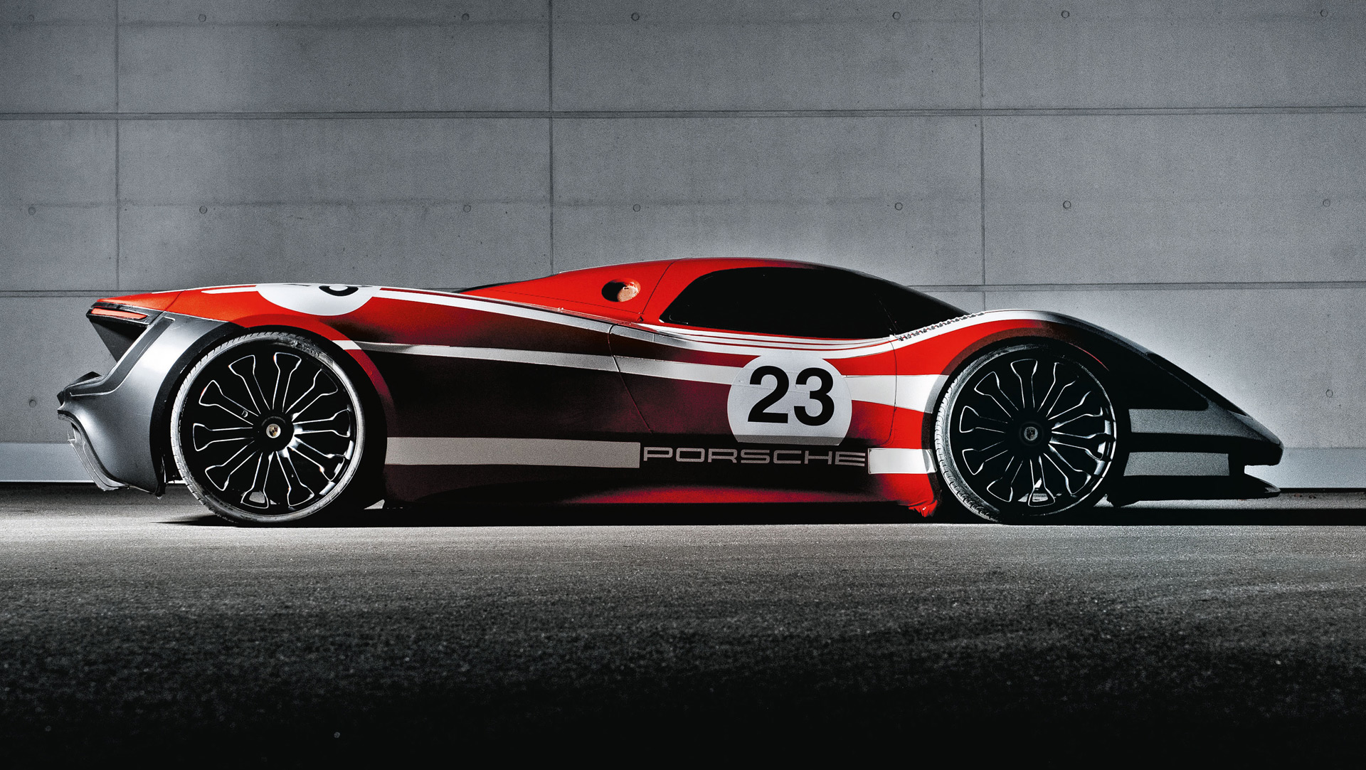 The Story Behind Porsche S Stunning 917 Tribute Concept
