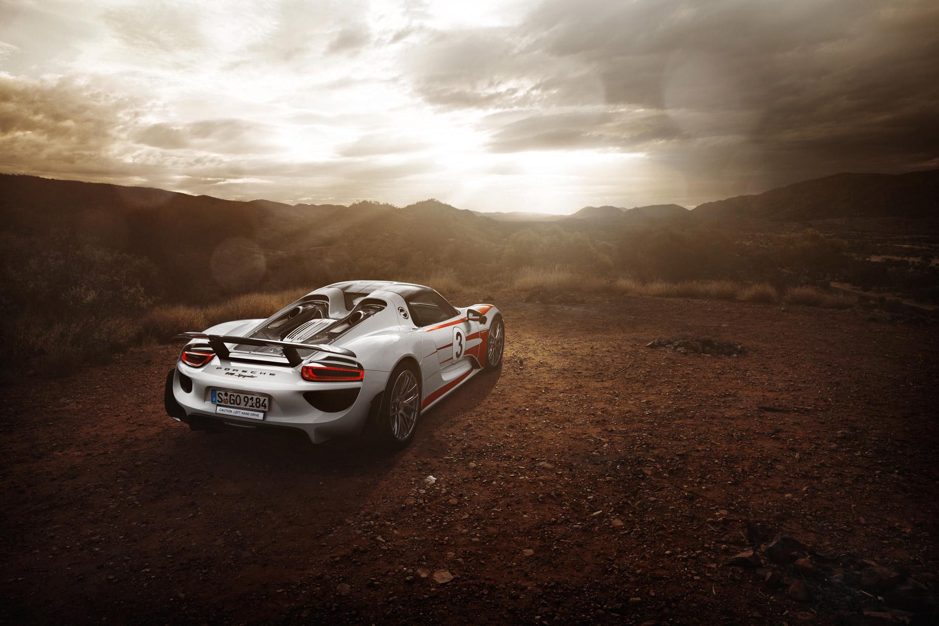 918 Of 918: Porsche Completes Stellar Supercar's Production