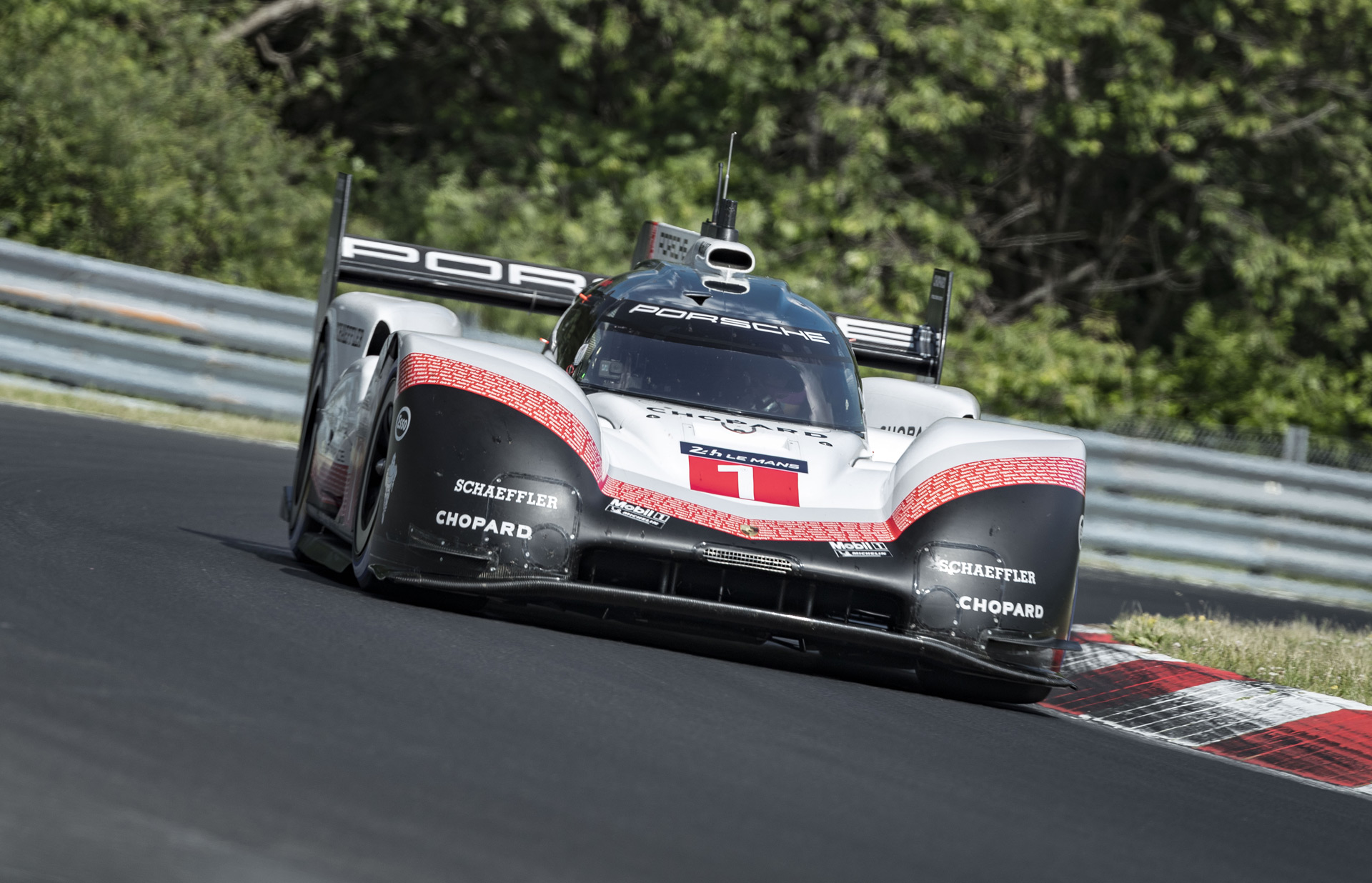 Sonax Amg Mercedes Clrp Lmp1: Porsche 919 Evo Obliterates Nürburgring Record With 5:19 Run