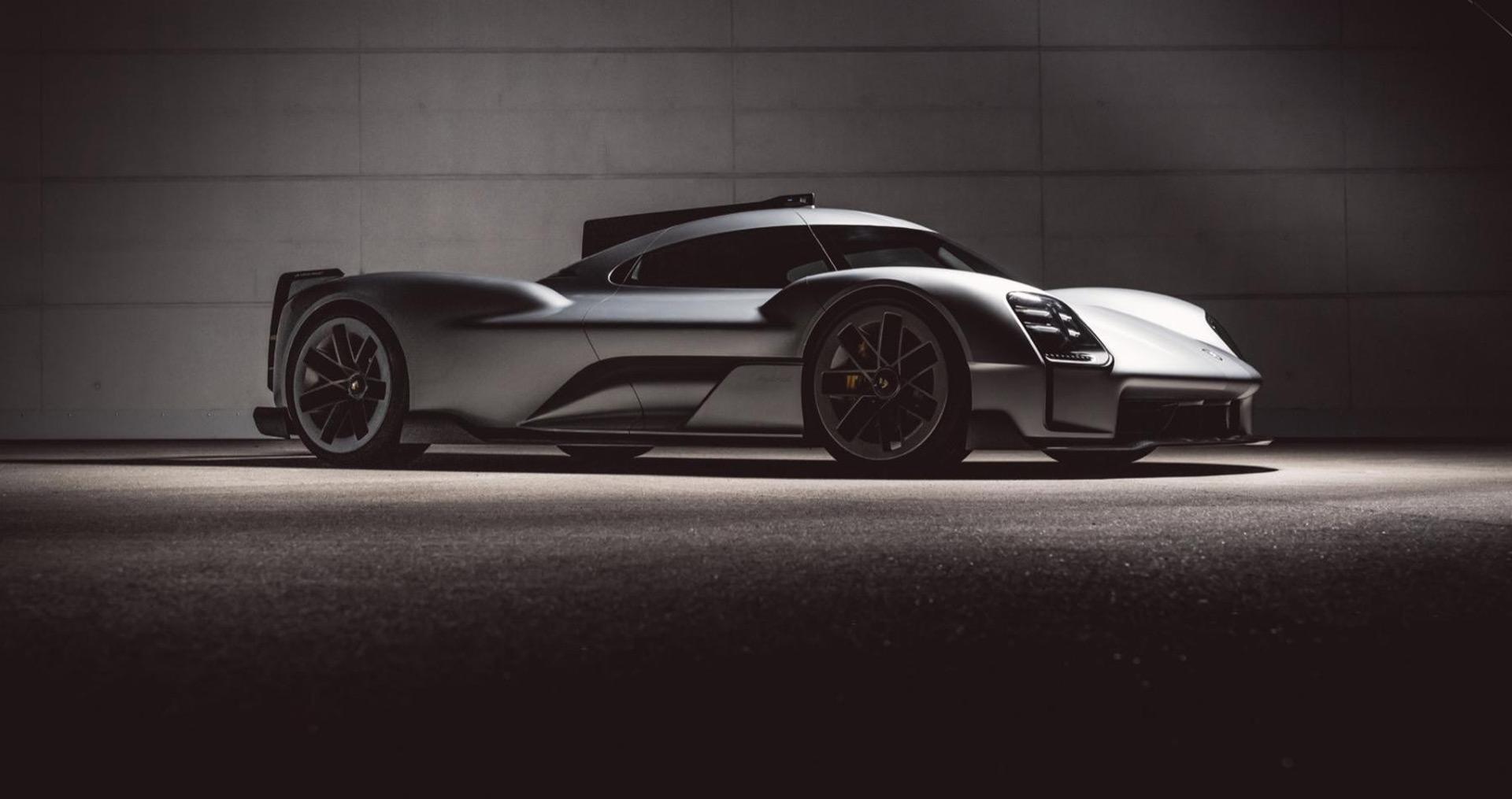 Porsche reveals secret concepts, including road-going 919 hypercar