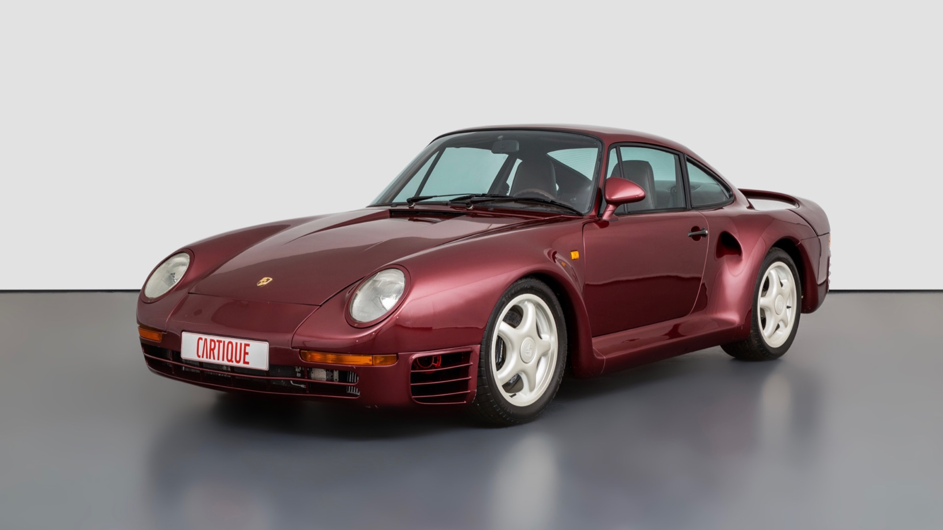 Rare Porsche 959 prototype for sale in Germany