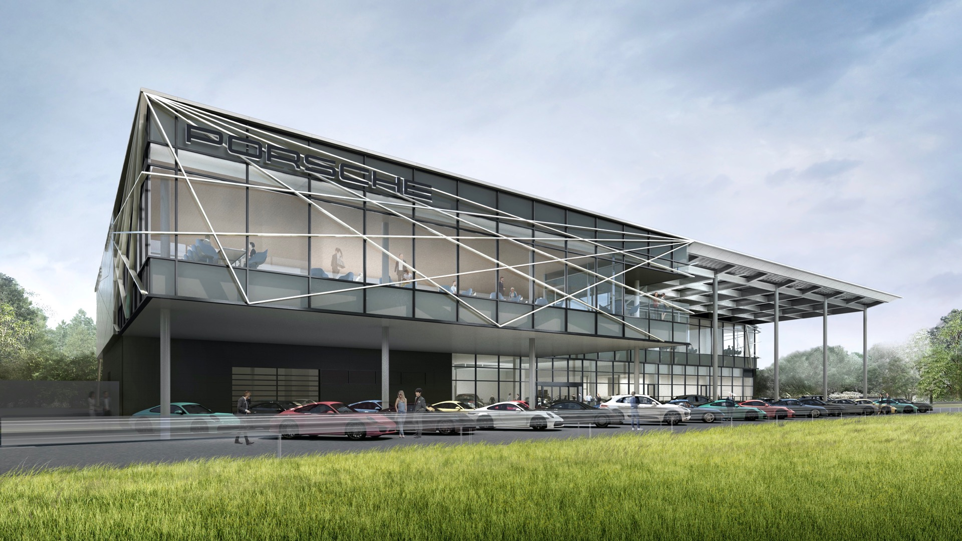 Latest Porsche Experience Center to be built in Japan