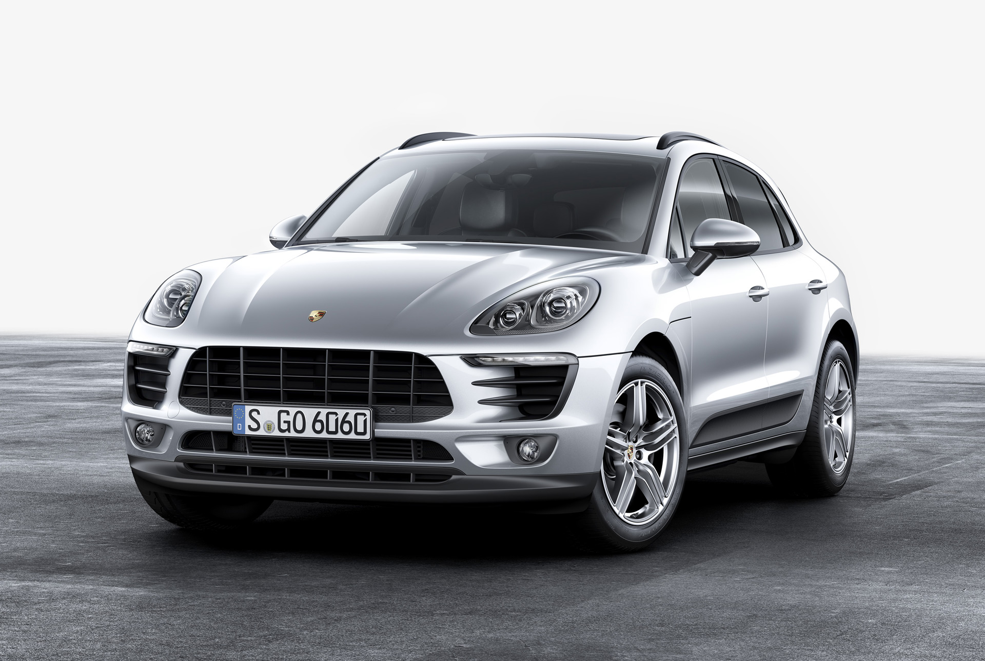 2017 porsche macan gets 4 cylinder base option 48 550. Black Bedroom Furniture Sets. Home Design Ideas