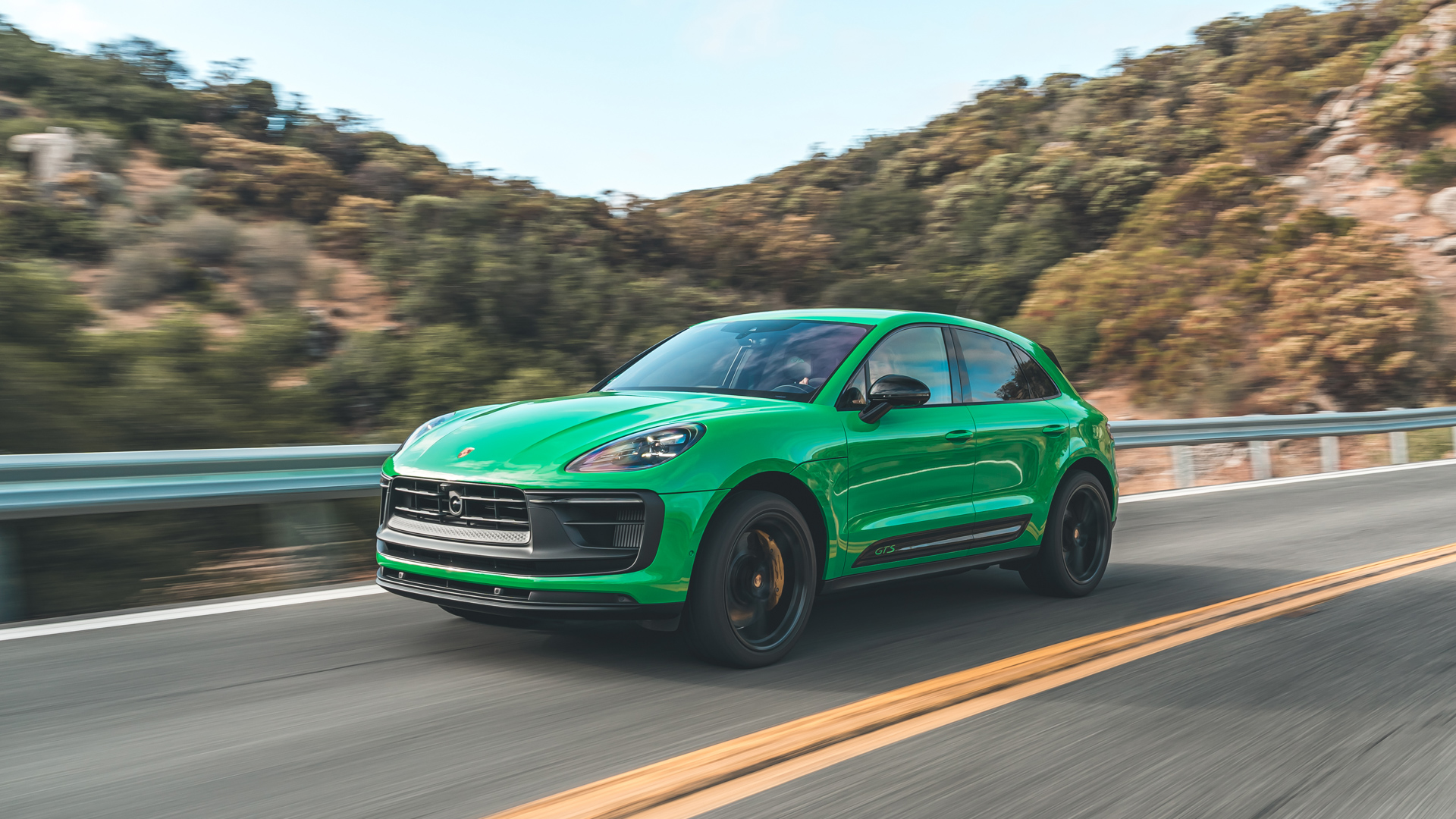 First drive review: 2022 Porsche Macan GTS makes the gas-powered Macan's last stand