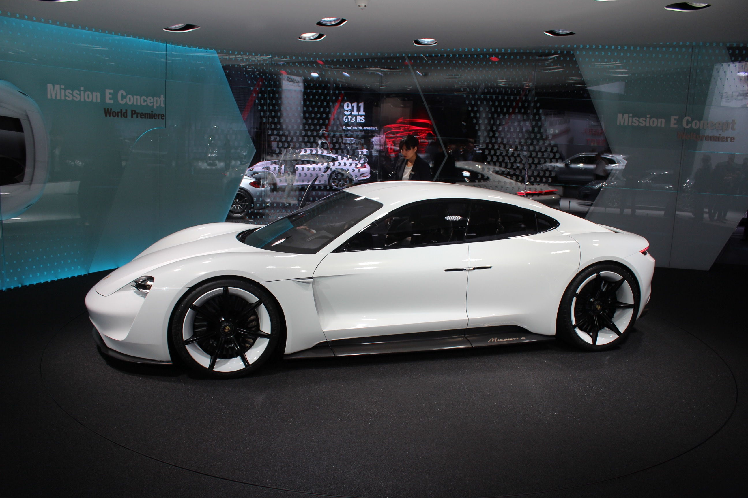 Concepts Preview Shared Platform For Porsche Audi Premium