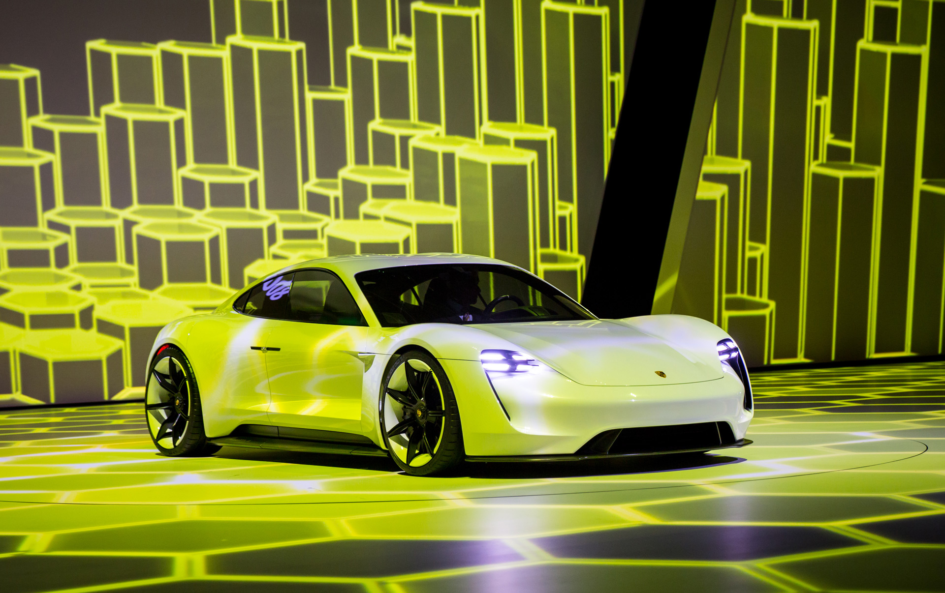 Audi And Bentley Want In On Porsche S Mission E Bugatti And